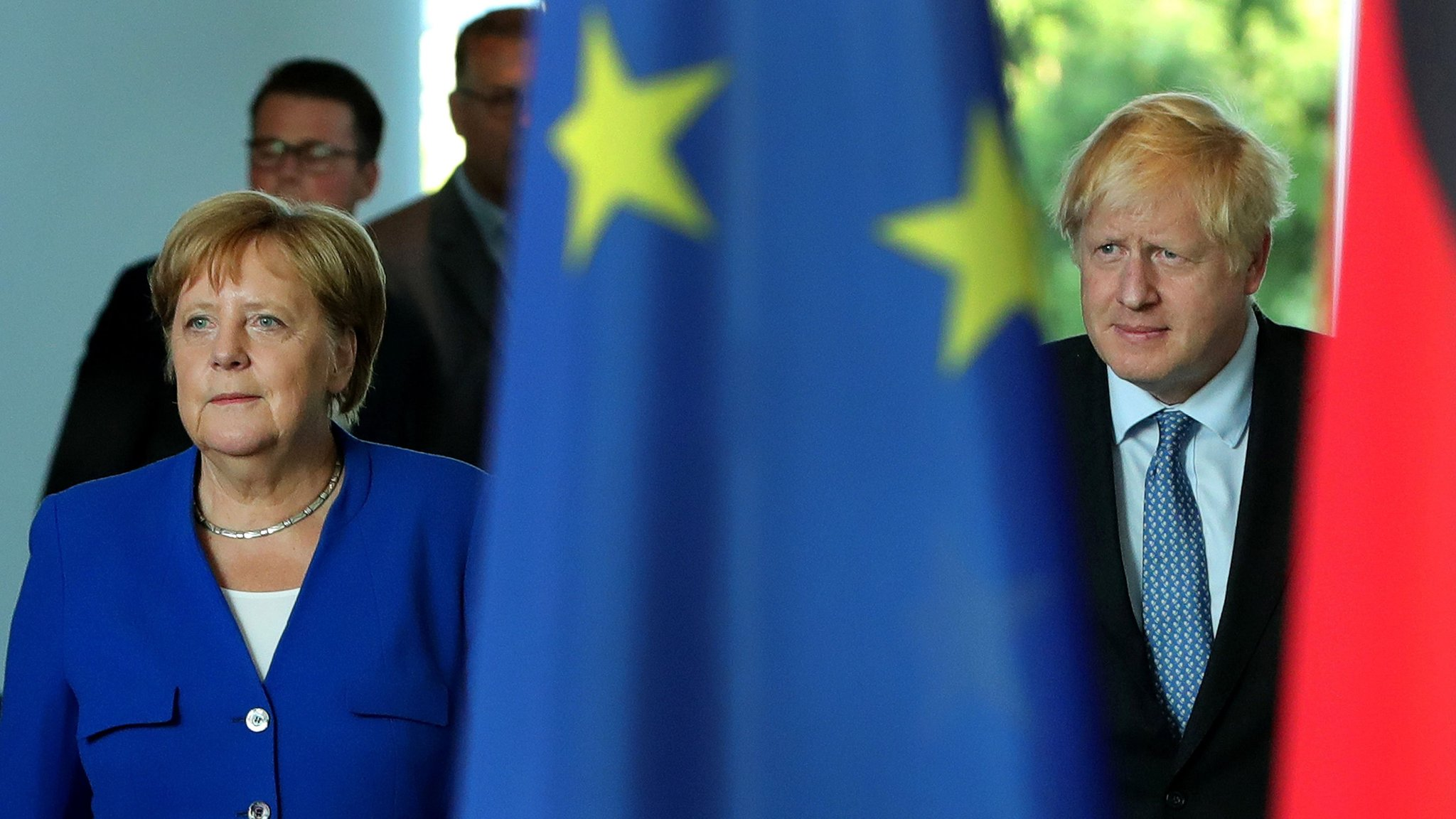 Boris Johnson's European tour leaves all the work to do