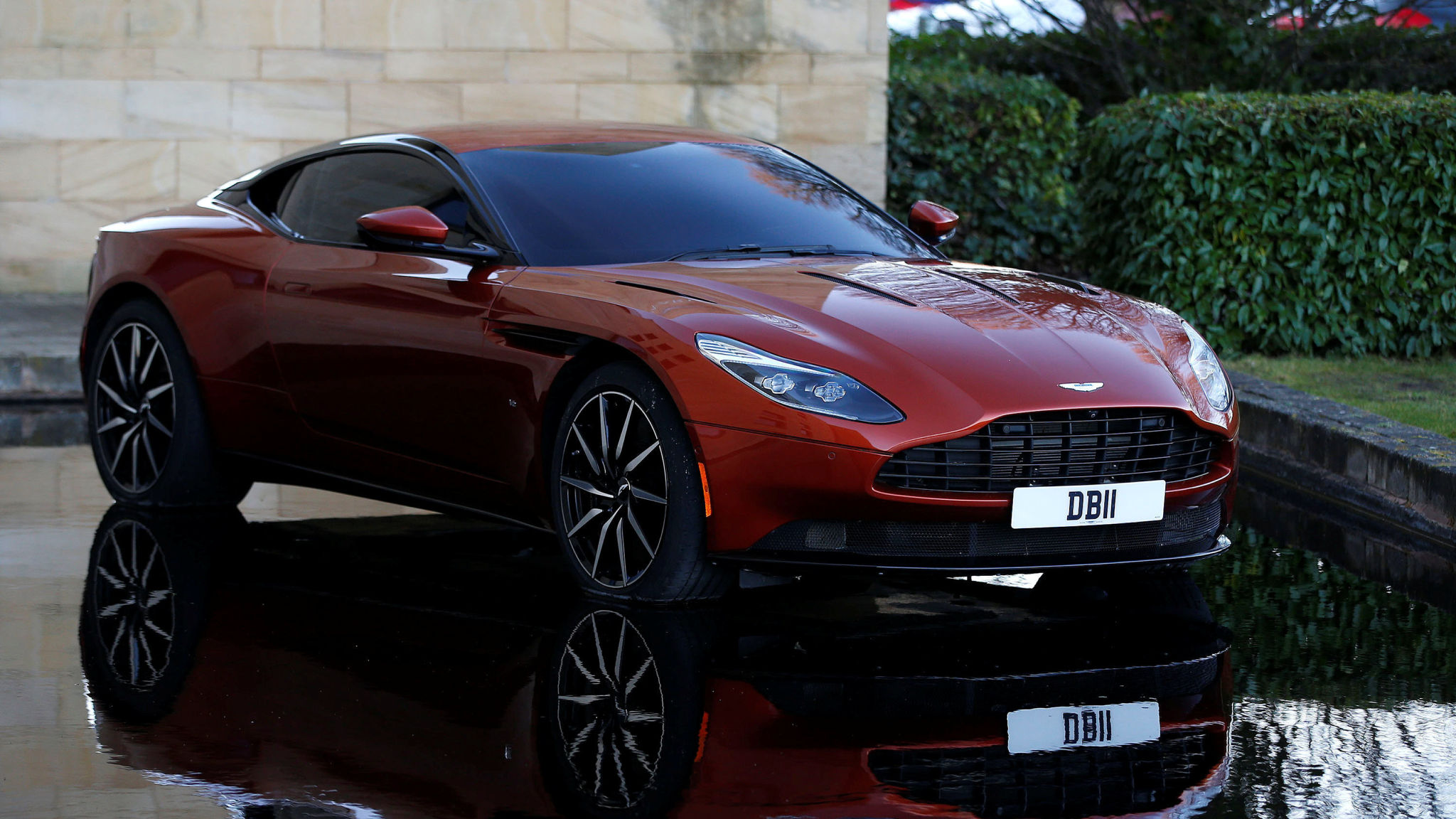 Aston Martin S Largest Shareholder Considers Upping Its Stake Financial Times
