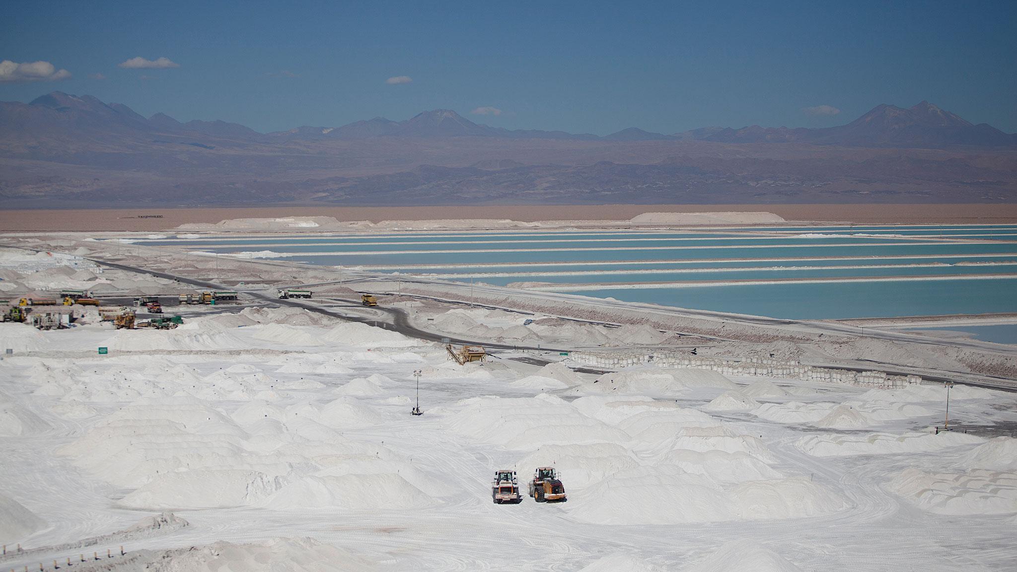 Lithium Chile S Buried Treasure