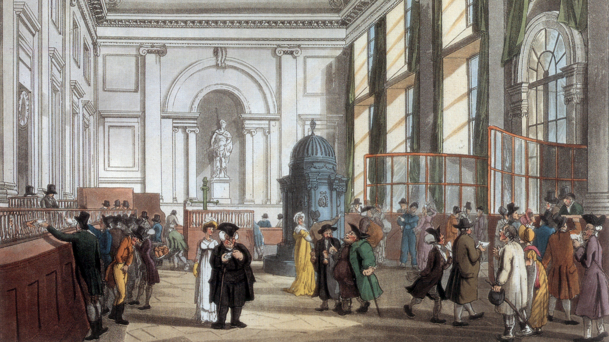 On The Money A History Of The Bank Of England