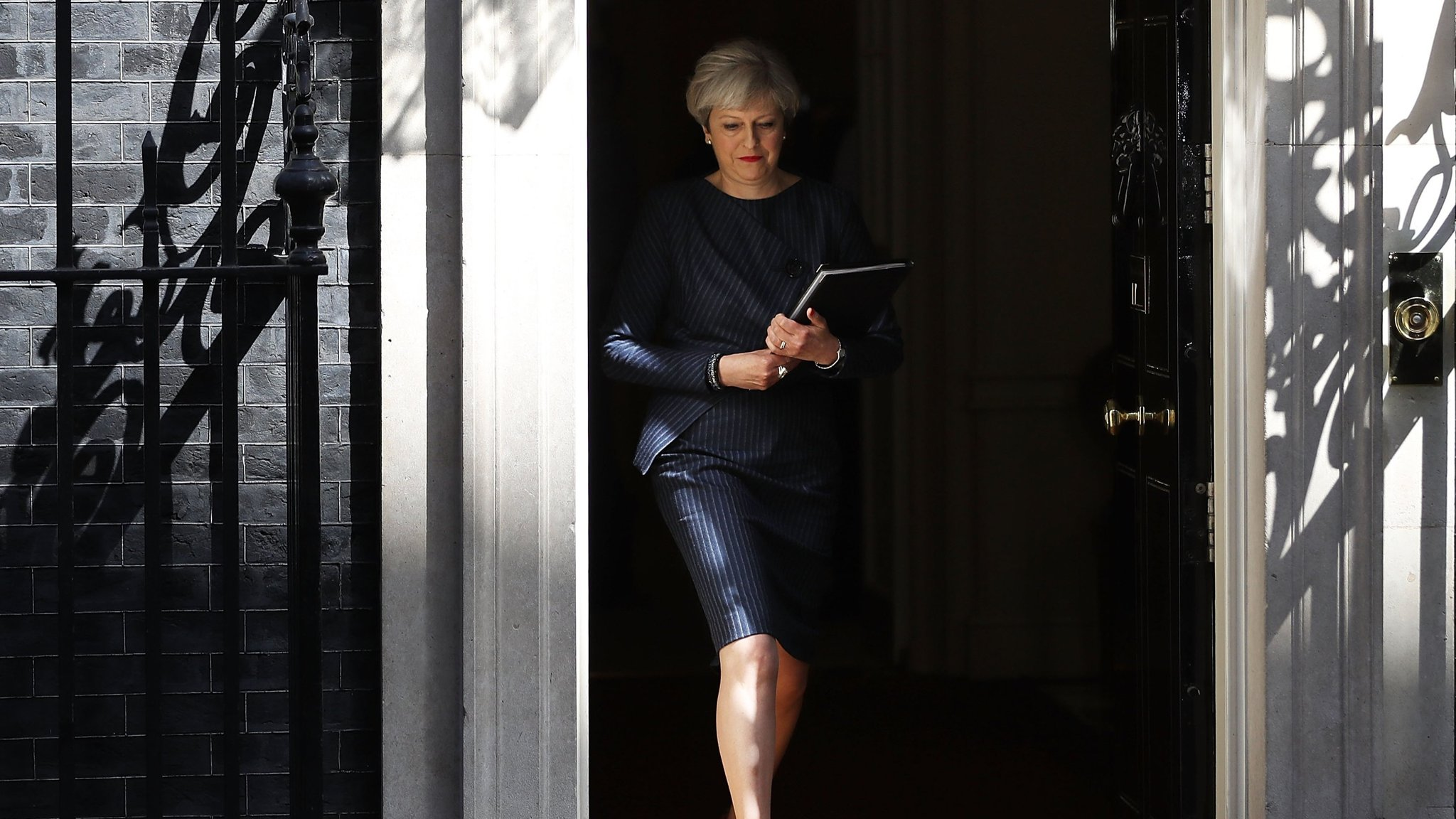 general election transcript Watch the uk prime minister theresa may announcing that the uk government will seek a snap general election to be held on june 8th.