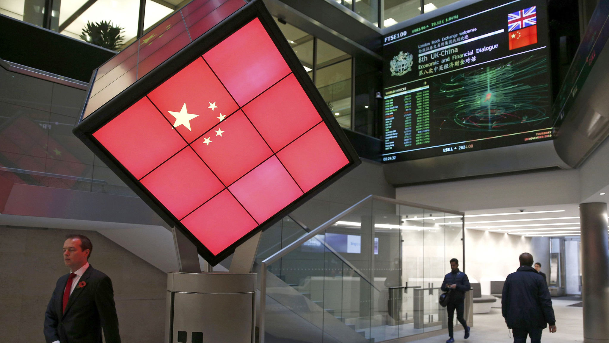 Exchanges: Hong Kong tests London's post-Brexit loyalties