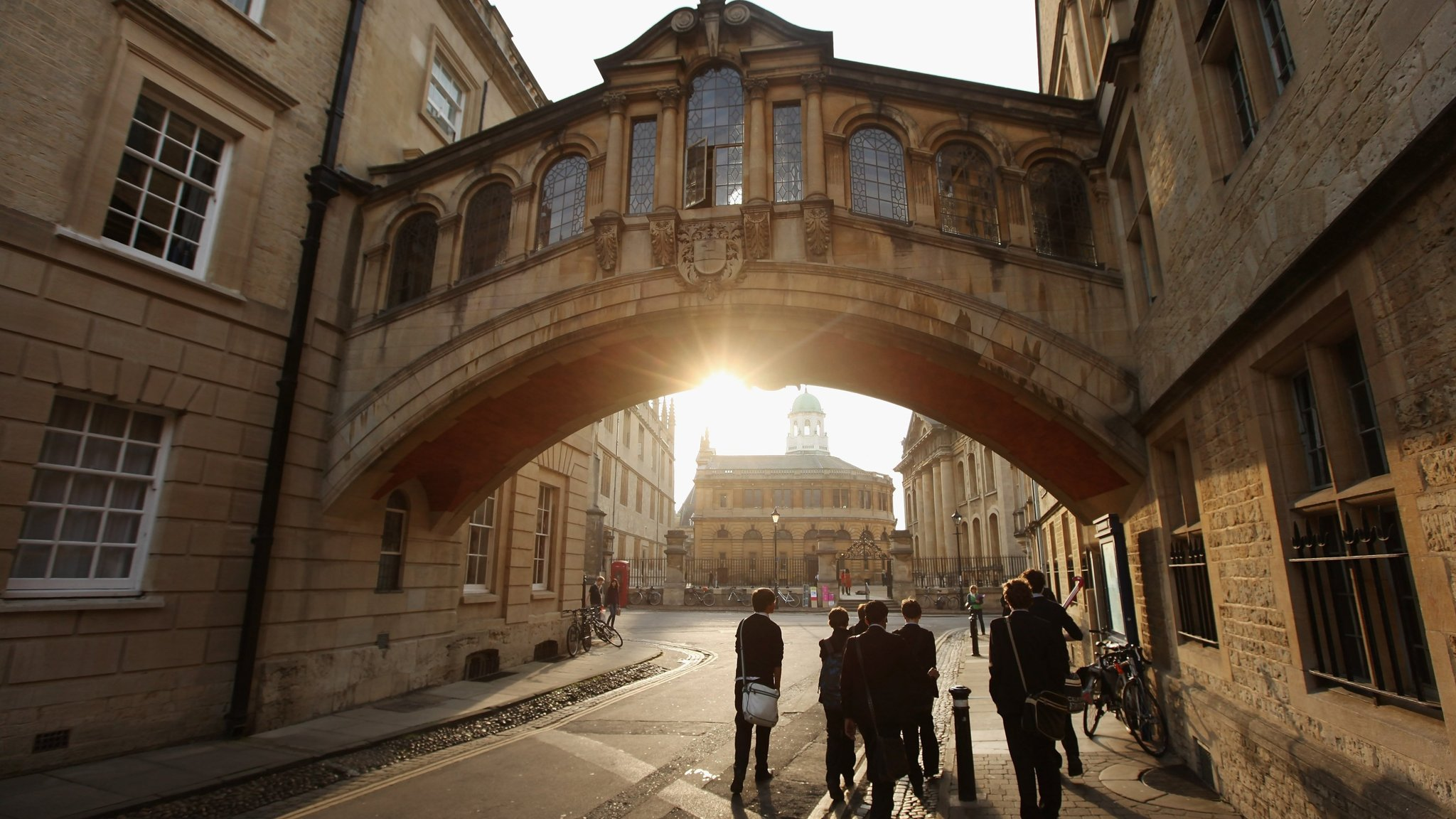Oxford becomes first UK university to top global league