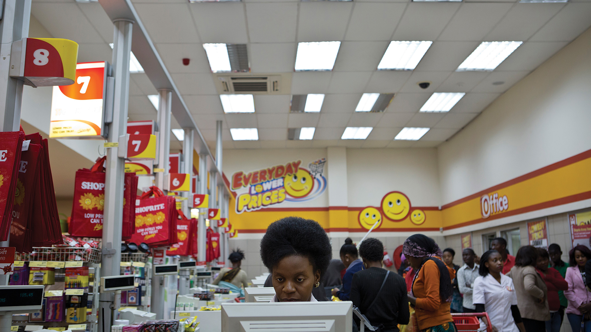 Africa's supermarket shopping revolution | Financial Times