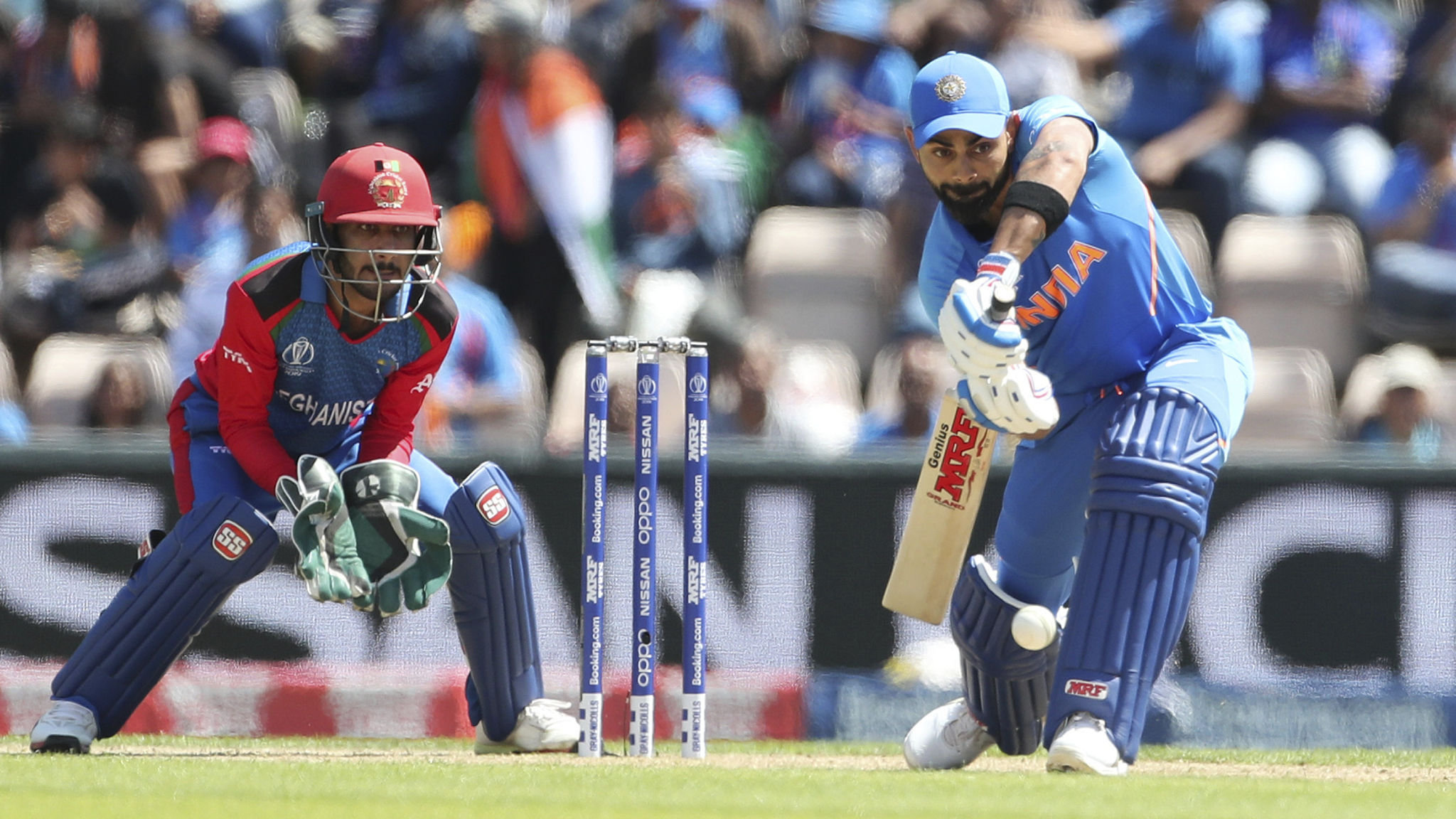 Cricket World Cup Breaks Viewing Records On Indian Audience