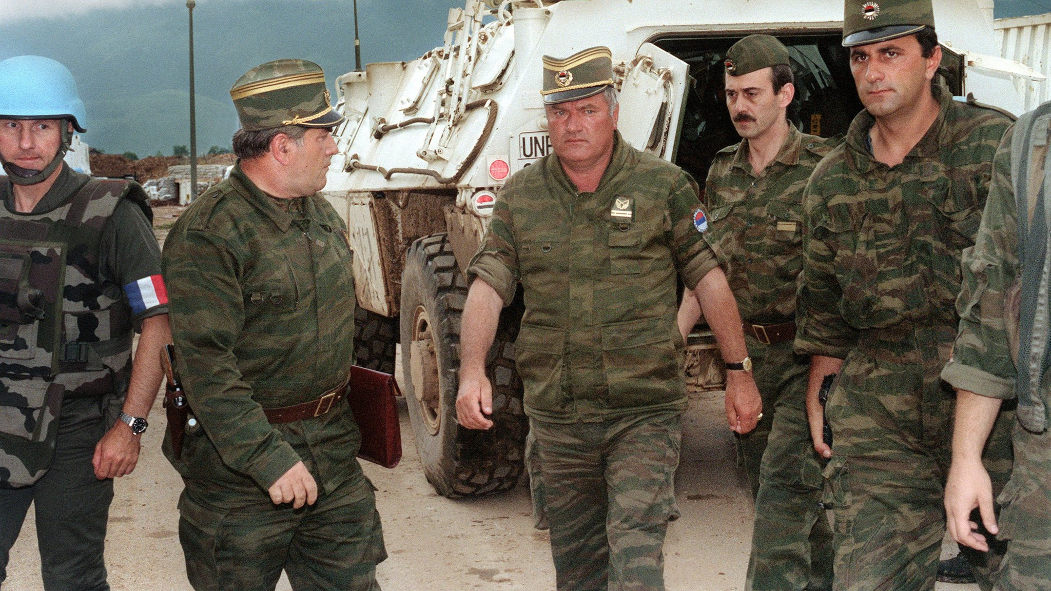The conviction of Ratko Mladic is a significant achievement