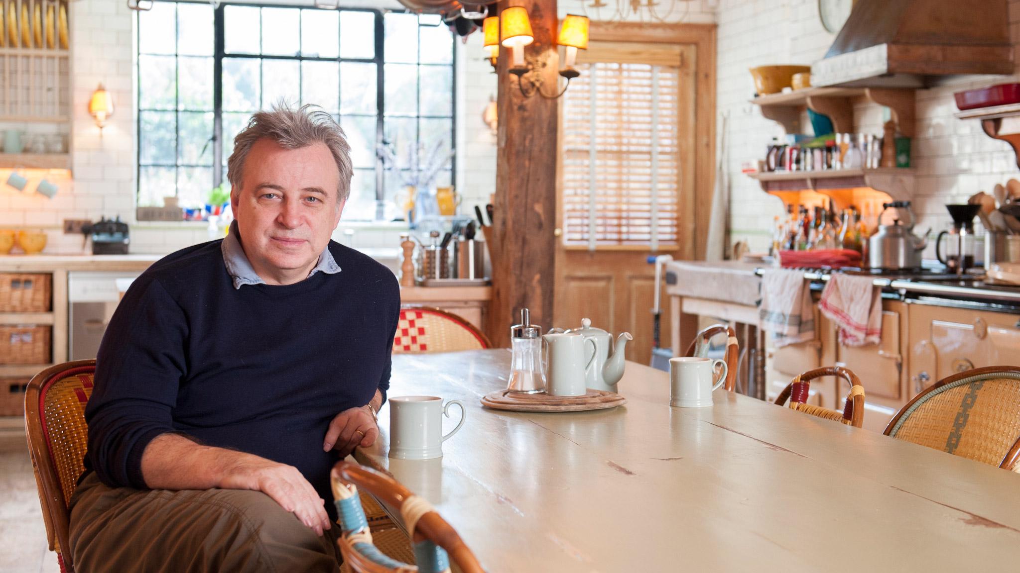 At home Keith McNally Financial