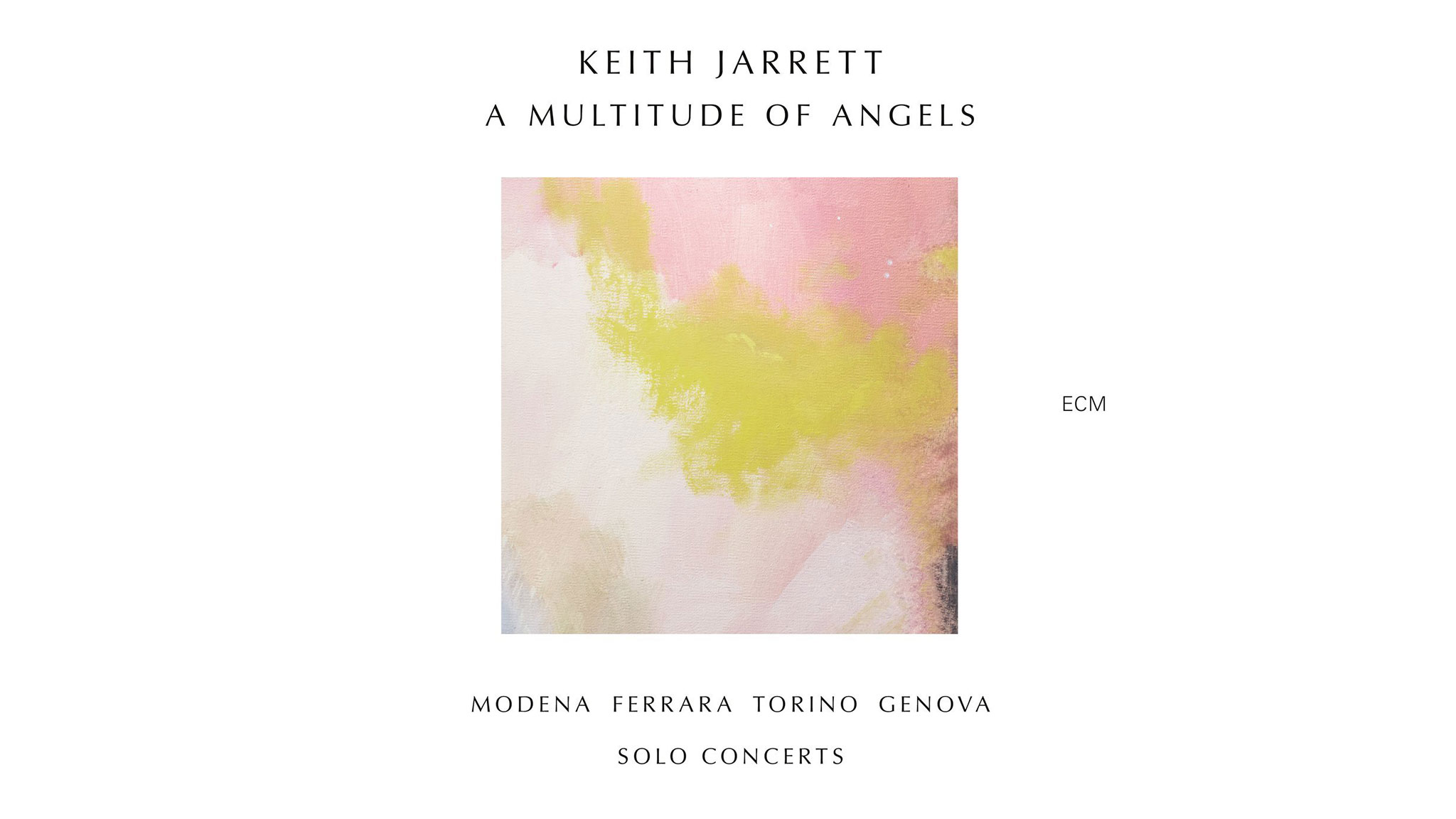 a multitude of angels jarrett