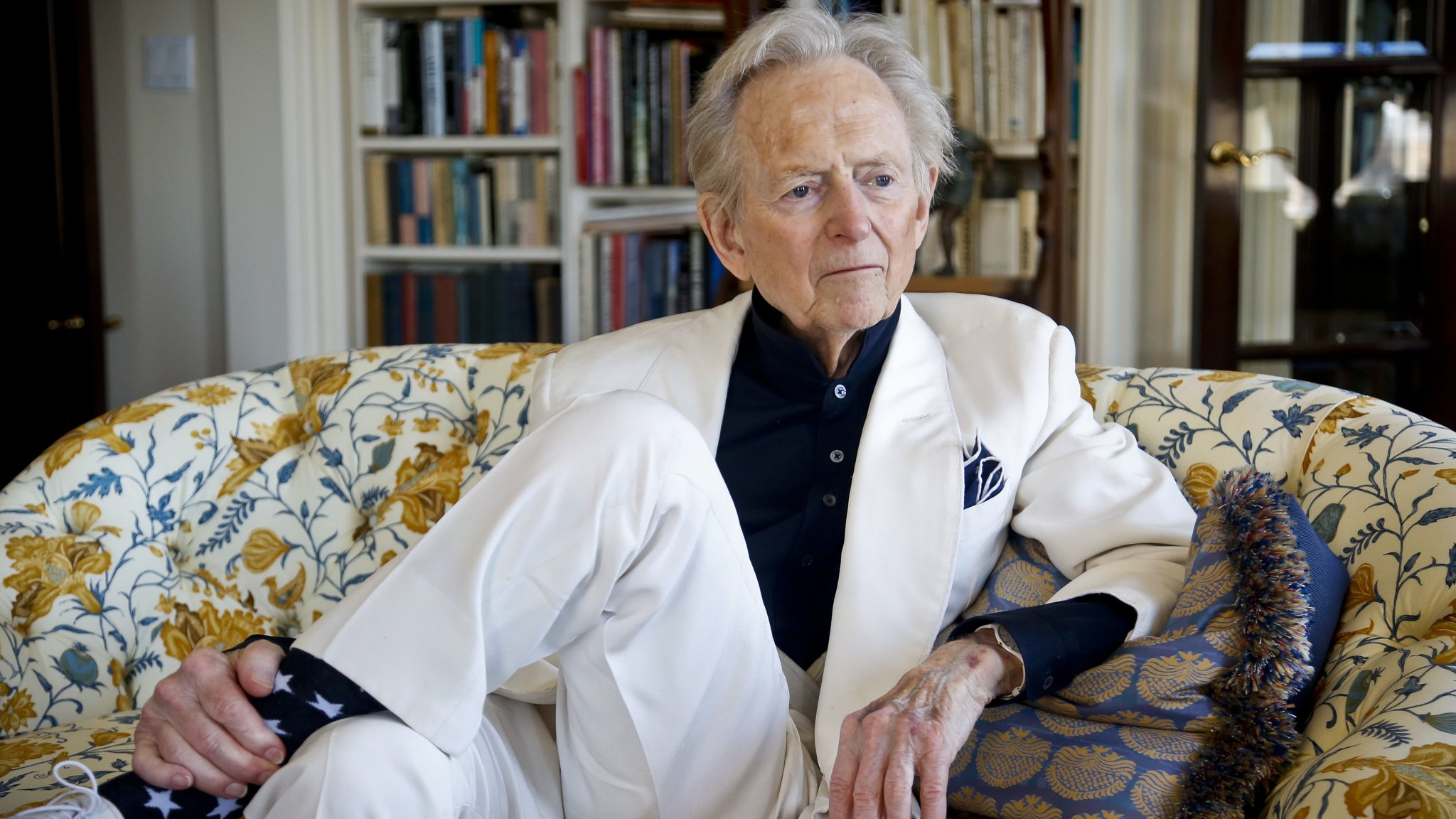tom wolfes essay last american hero Back to blood tom wolfe reports on the ever-continuing crisis of american masculinity the wolfe hero but one last thing on their minds - back to blood.
