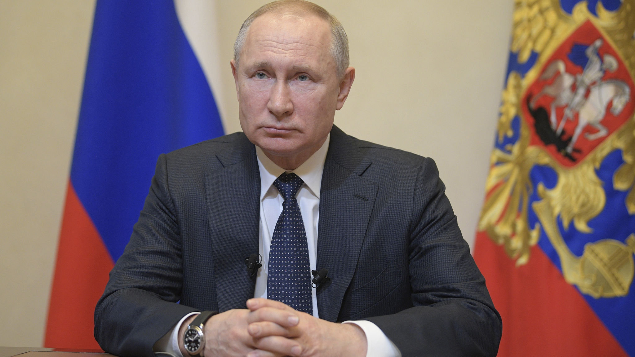 Vladimir Putin Postpones Vote On Extending His Rule Financial Times