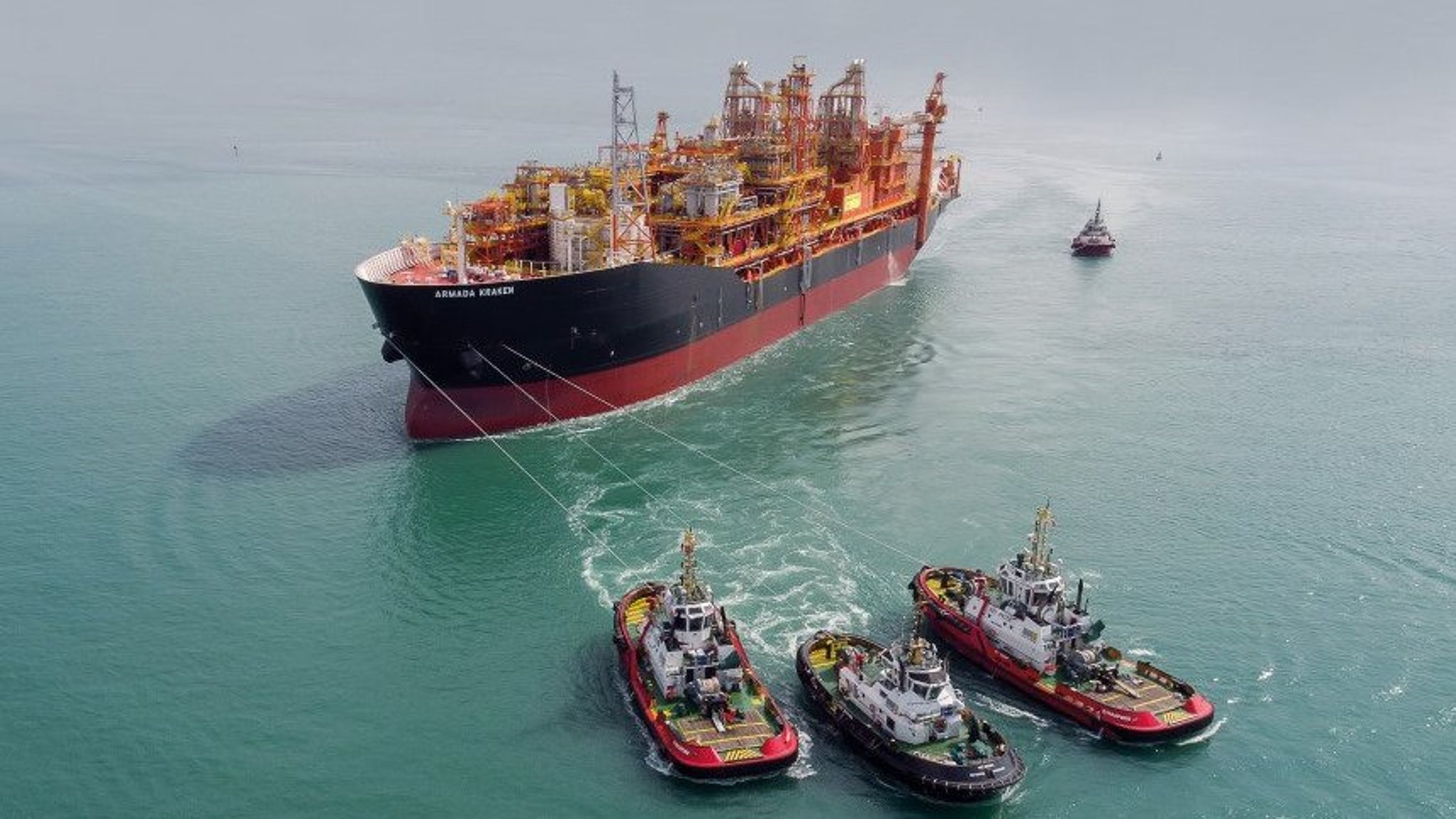 EnQuest shares fall on problems at Kraken field in North Sea