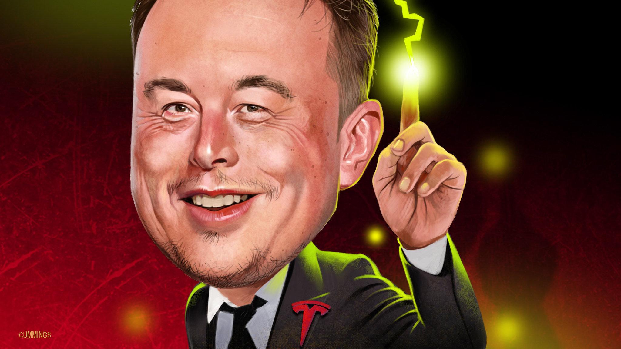 Elon Musk Tesla S Mad Genius Defies Us Lockdown Financial Times