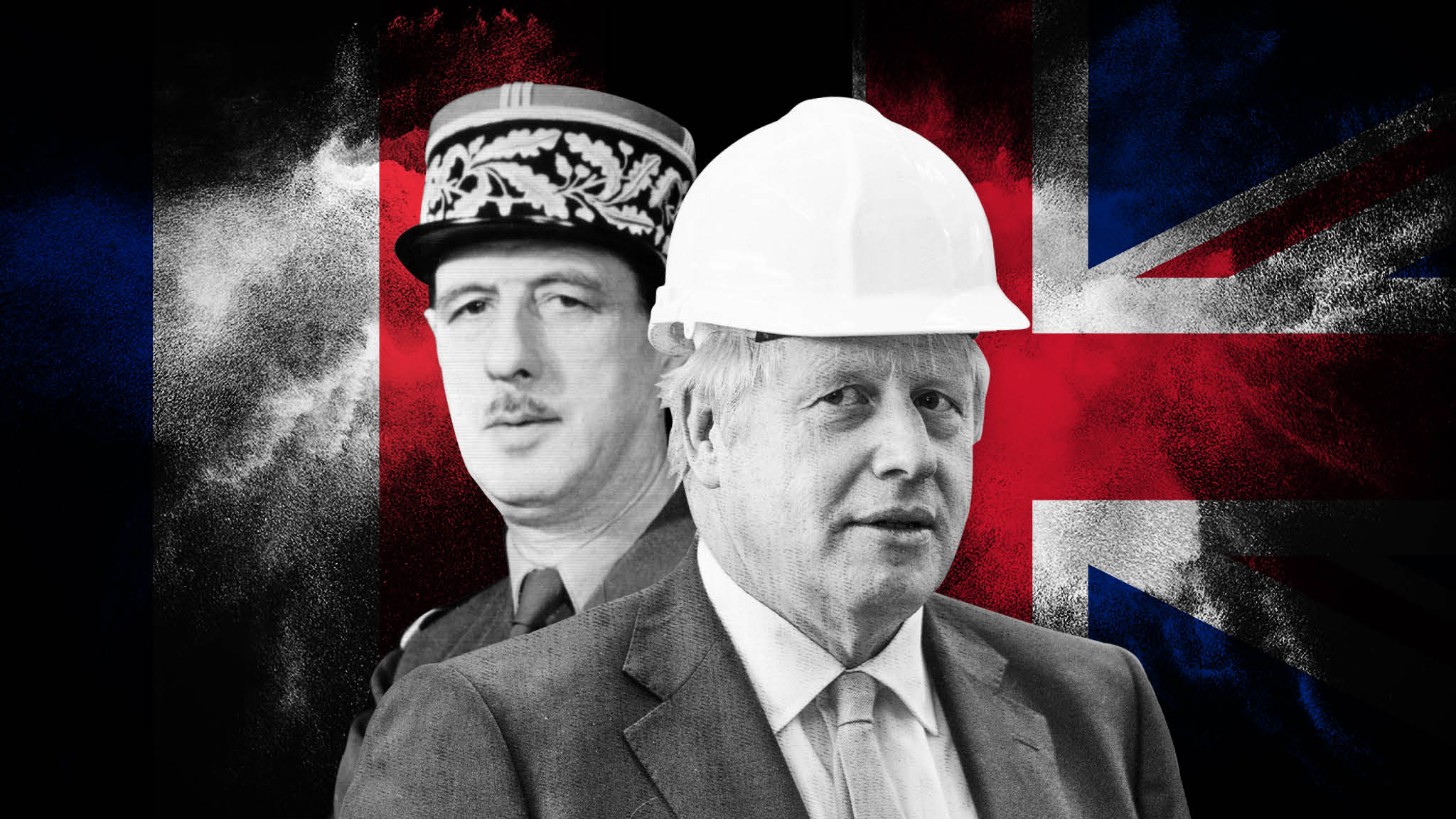 Boris Johnson is not Churchill but de Gaulle