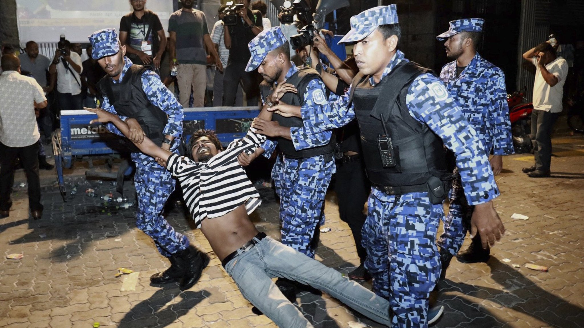 Why India was annoyed by Maldives declaration of Emergency?