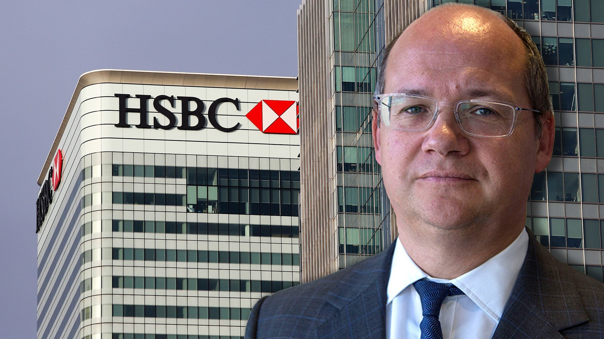 HSBC's co-head of global banking to depart after only 18 months