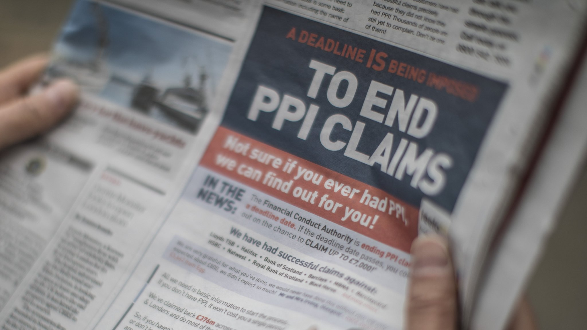 Attempt To Put Deadline On Ppi Claims Hit By Legal Challenge
