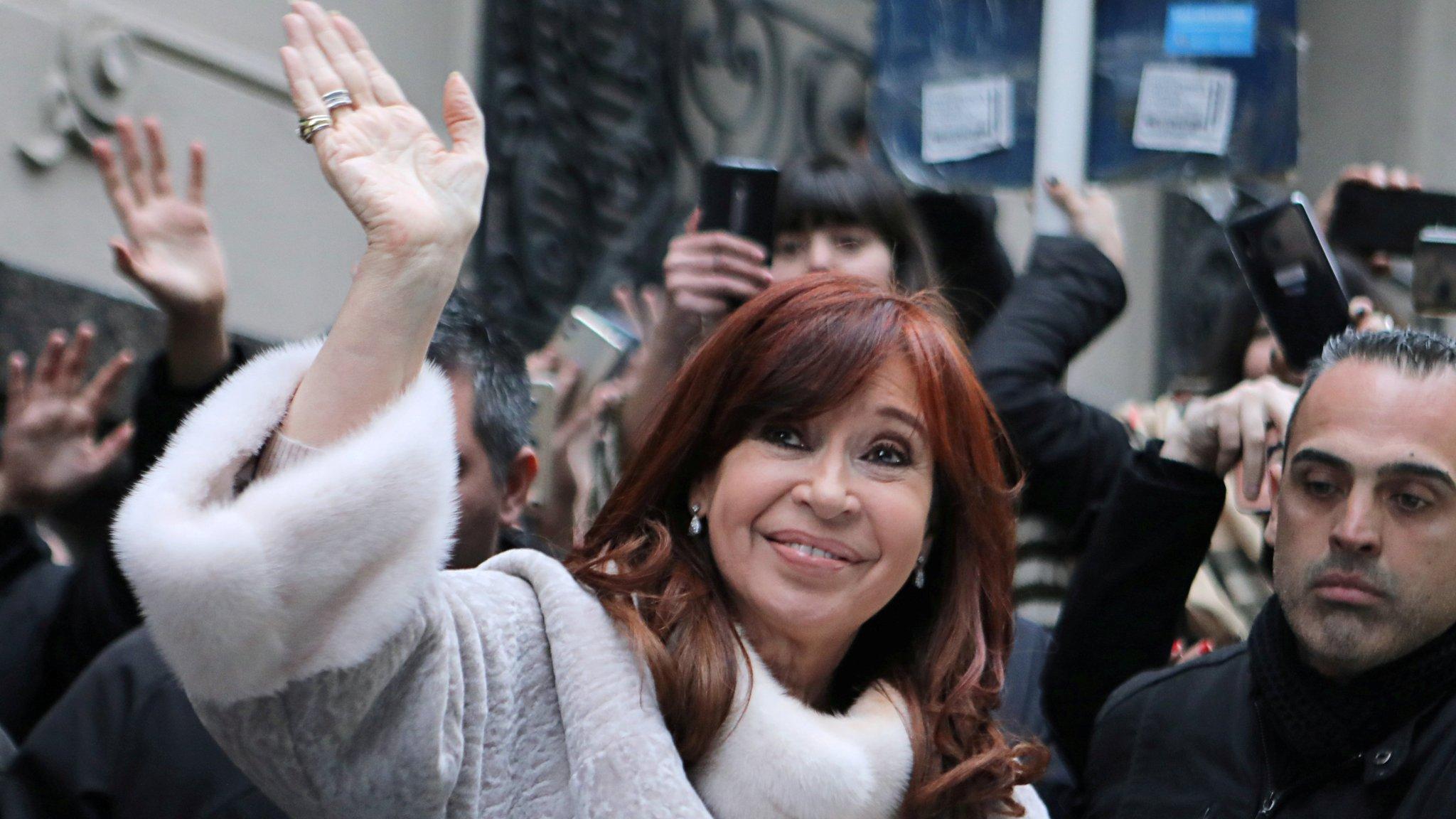 Macri setback strikes blow to Trump's Latin America agenda