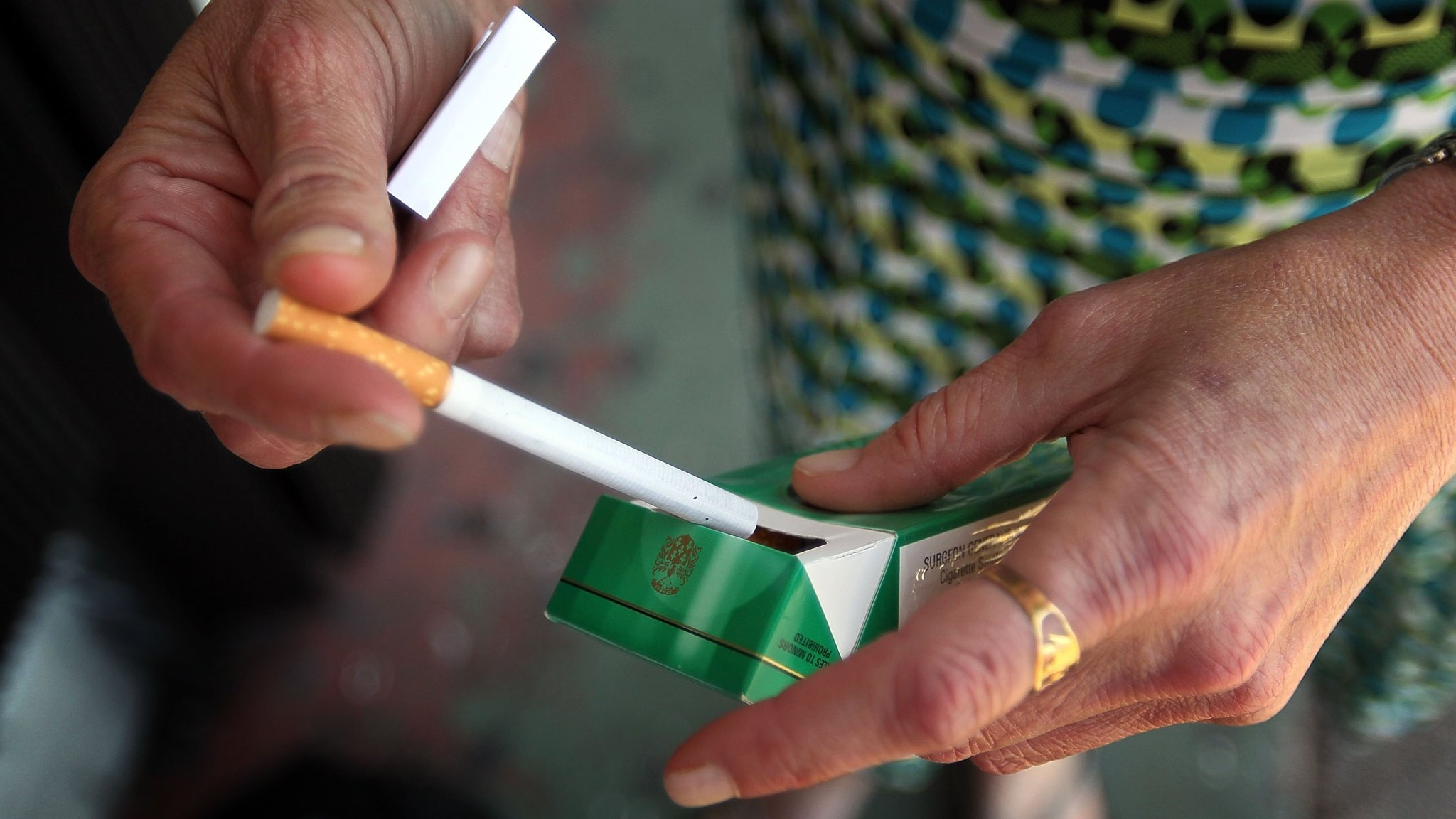 Big Tobacco prepares to fight proposed ban on menthol cigarettes