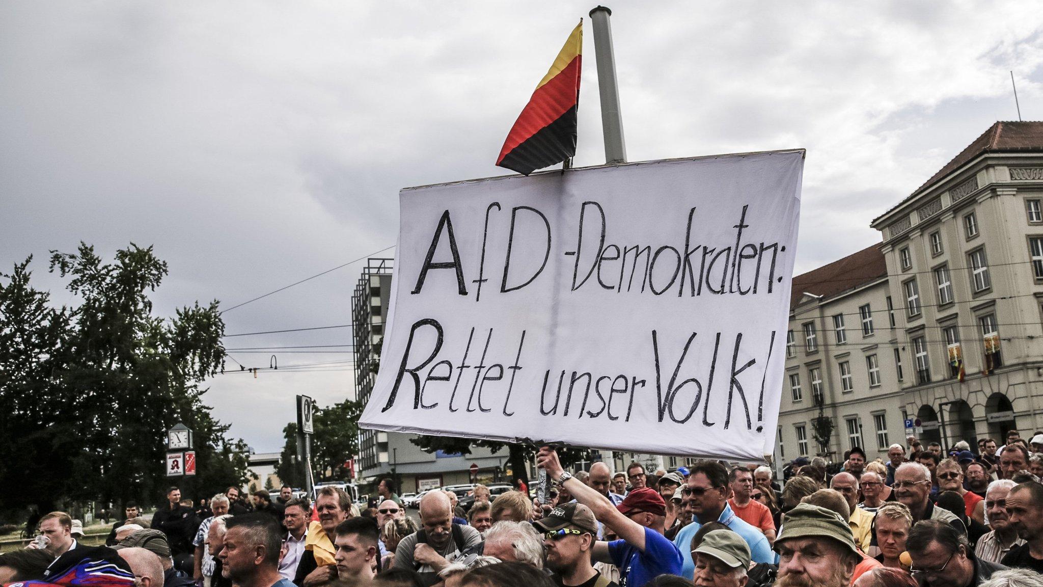 Germany is replaying Britain's Brexit debate