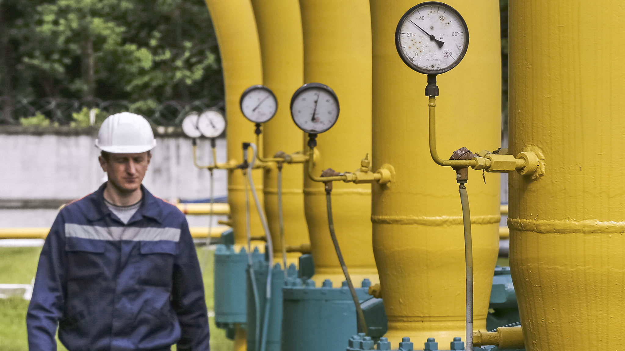 Courtroom contest over Crimea energy assets