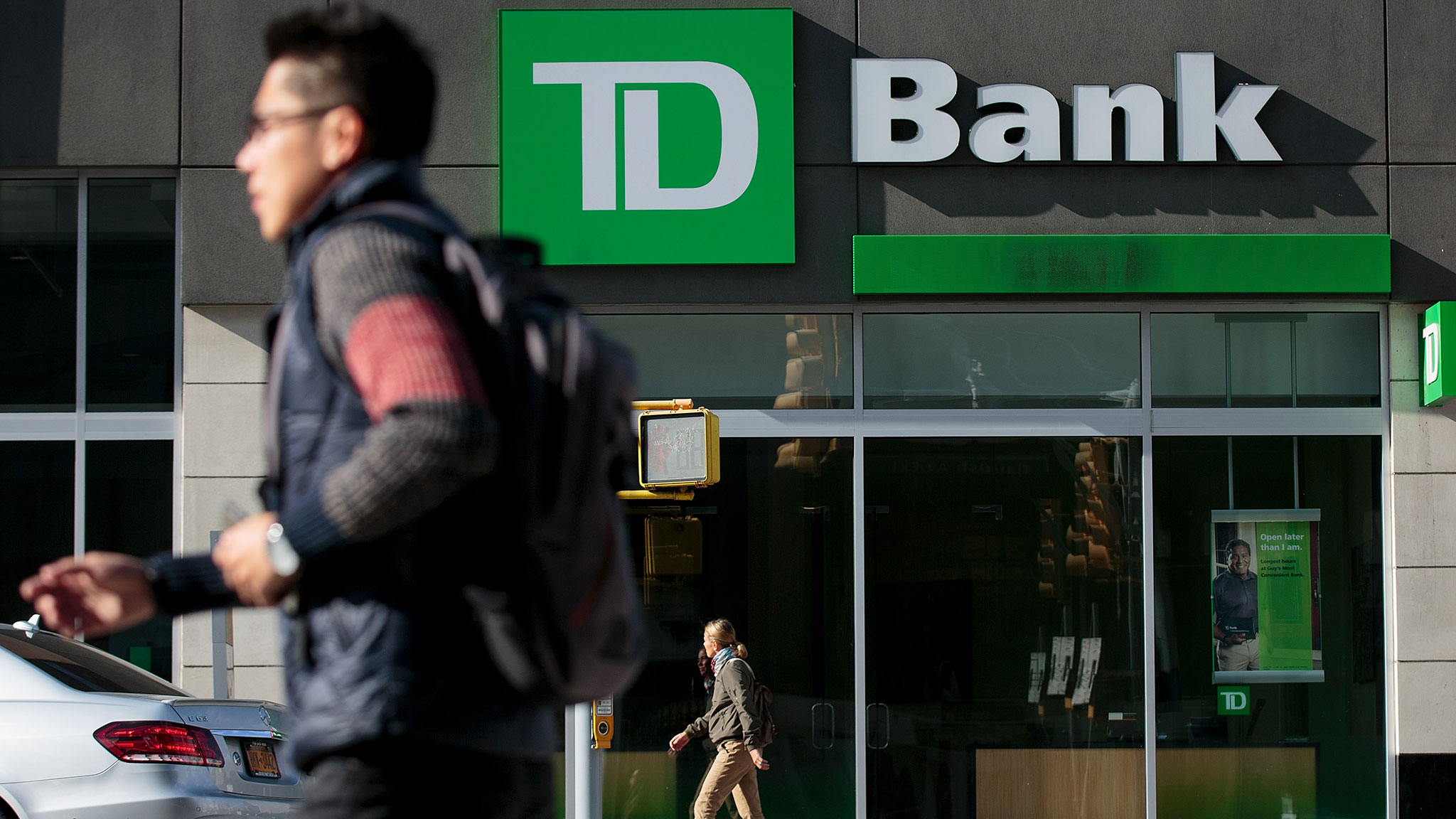 TD Bank under pressure over sales tactics claims