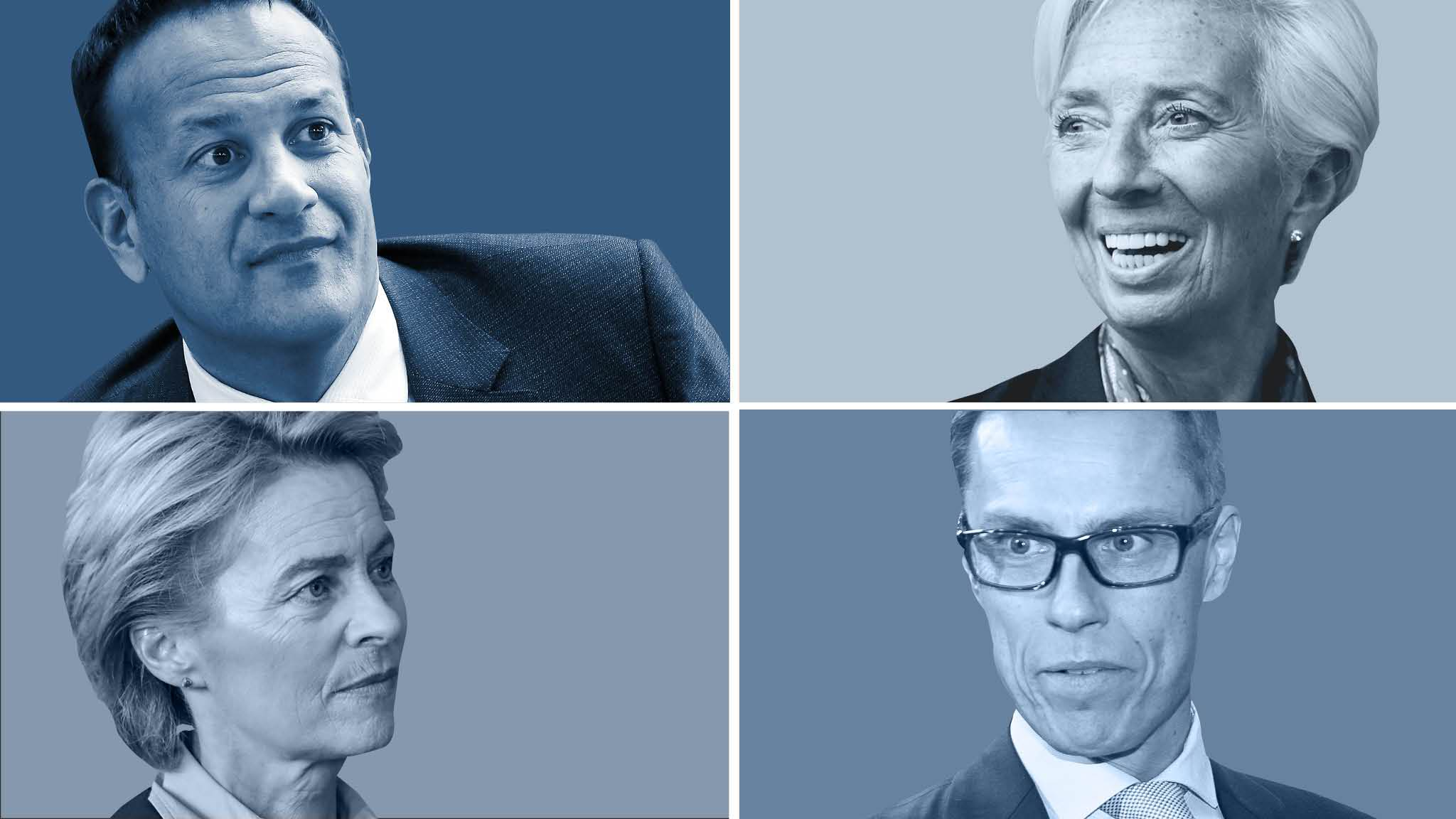 Europe's centre-right seeks perfect face to replace Juncker