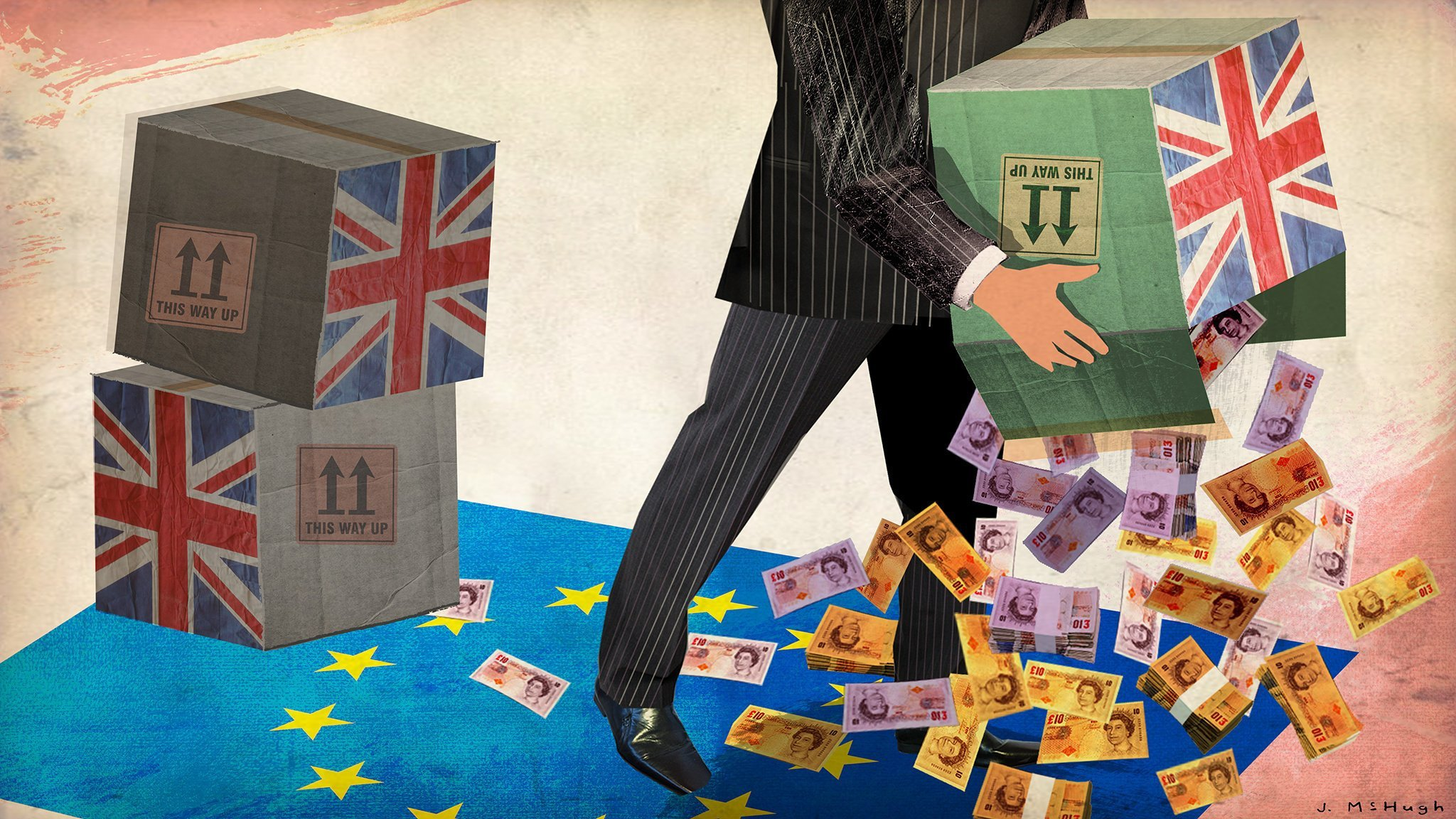 Europe holds all the cards in the Brexit talks