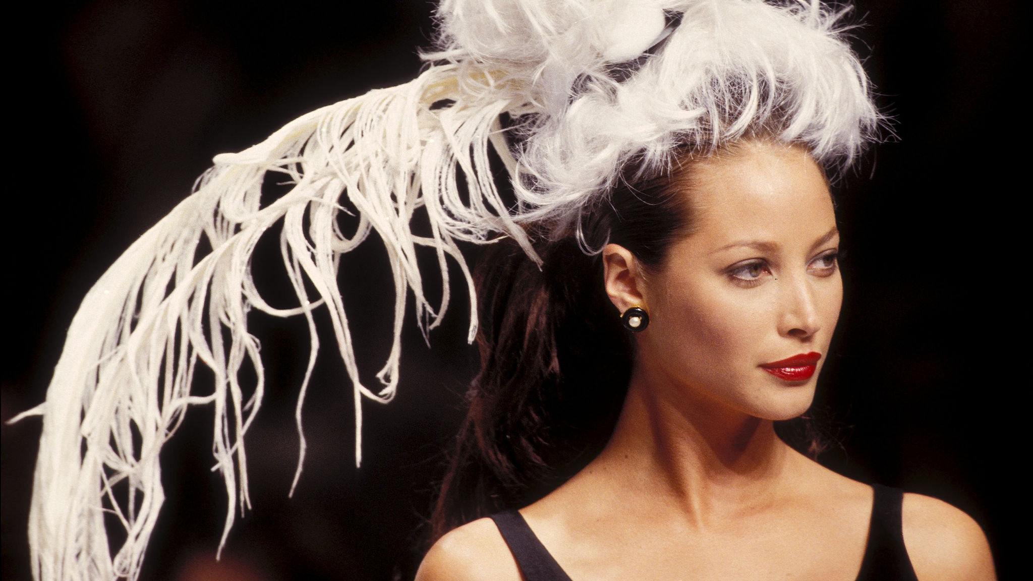 Timeline Christy Turlington From Catwalks To Campaigning Financial Times