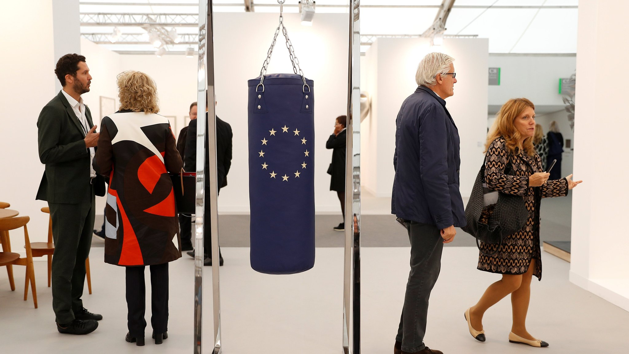 London art market braces for no-deal Brexit tax hikes