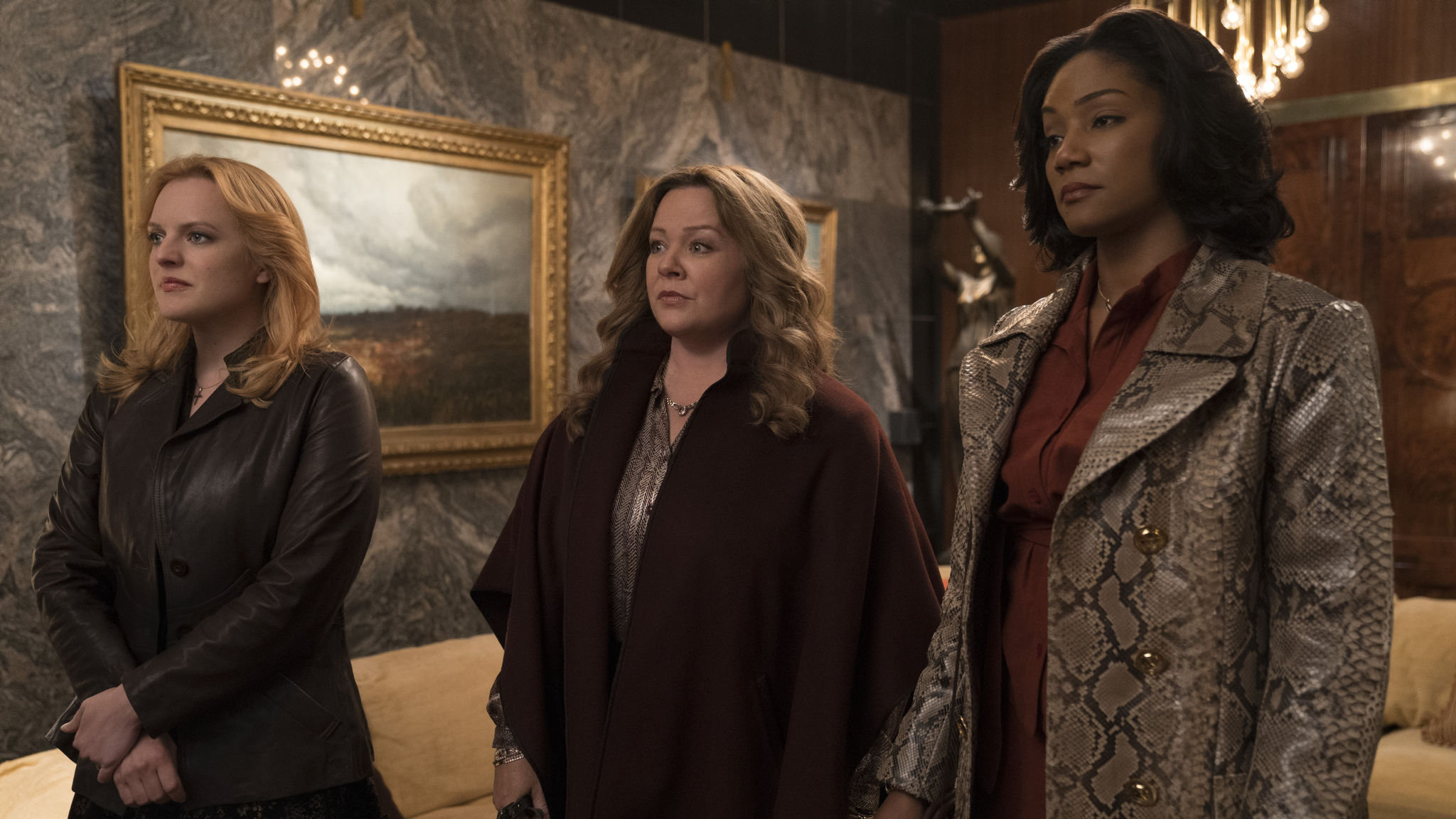The Kitchen Melissa Mccarthy Stars In A Feminist Gangland Thriller Financial Times
