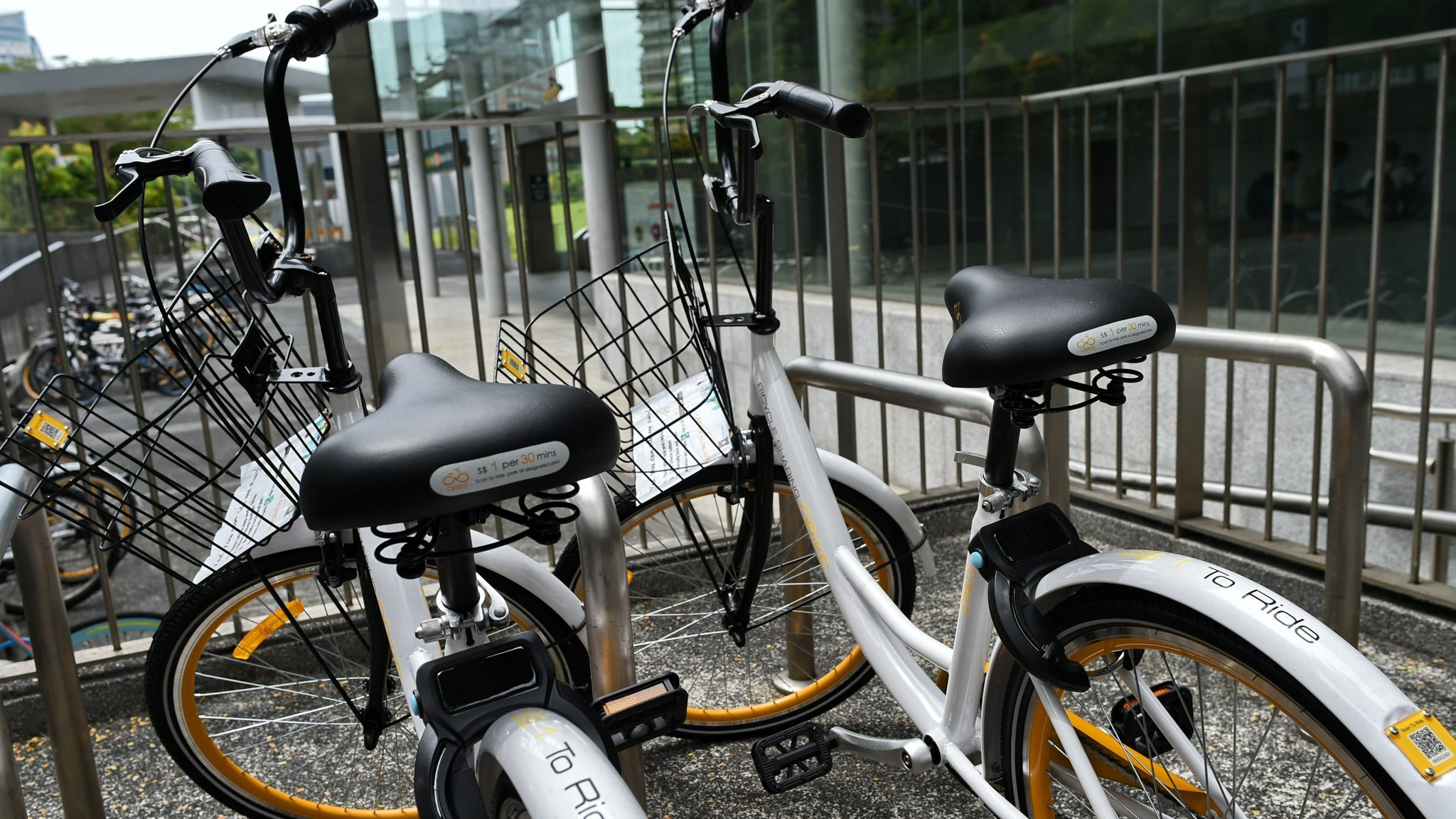 China's bike-sharing battle spreads to Singapore | Financial Times