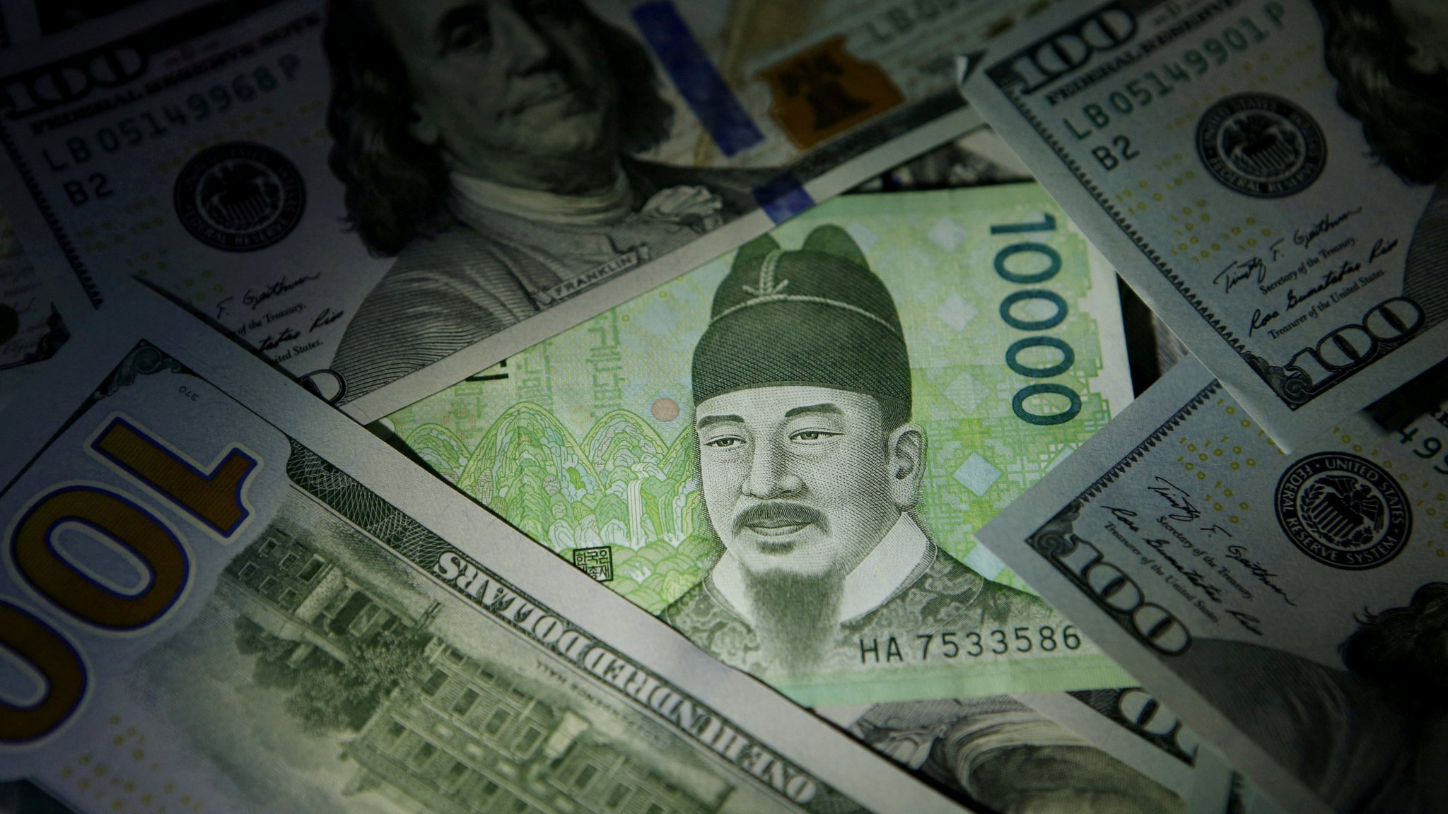 US and South Korea close to side agreement on currency | Financial Times