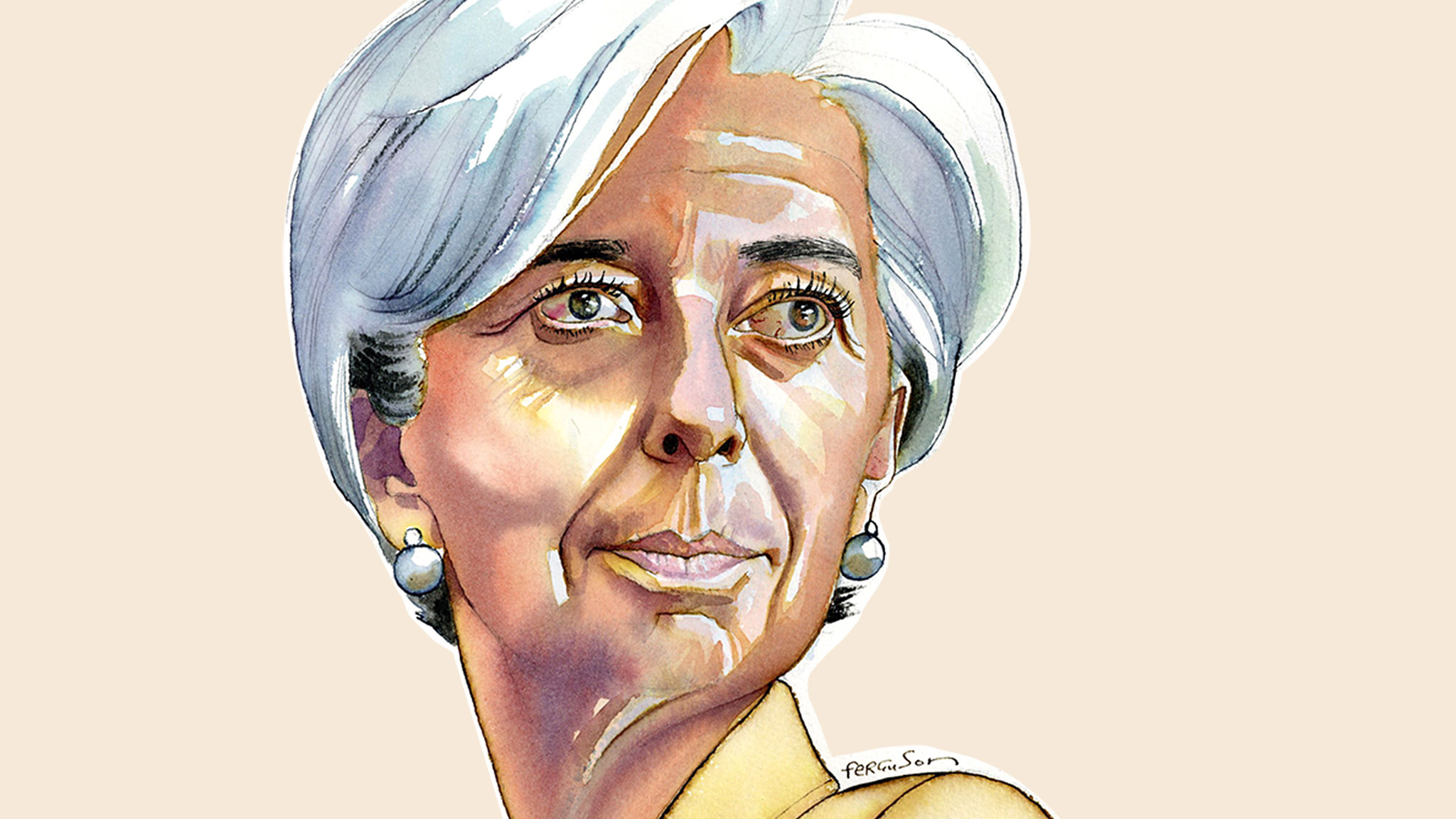 Lunch with the FT: Christine Lagarde | Financial Times