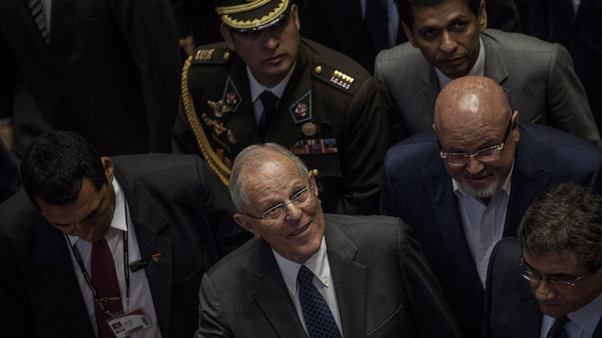 Peru waits for next chapter of president's history to unfold
