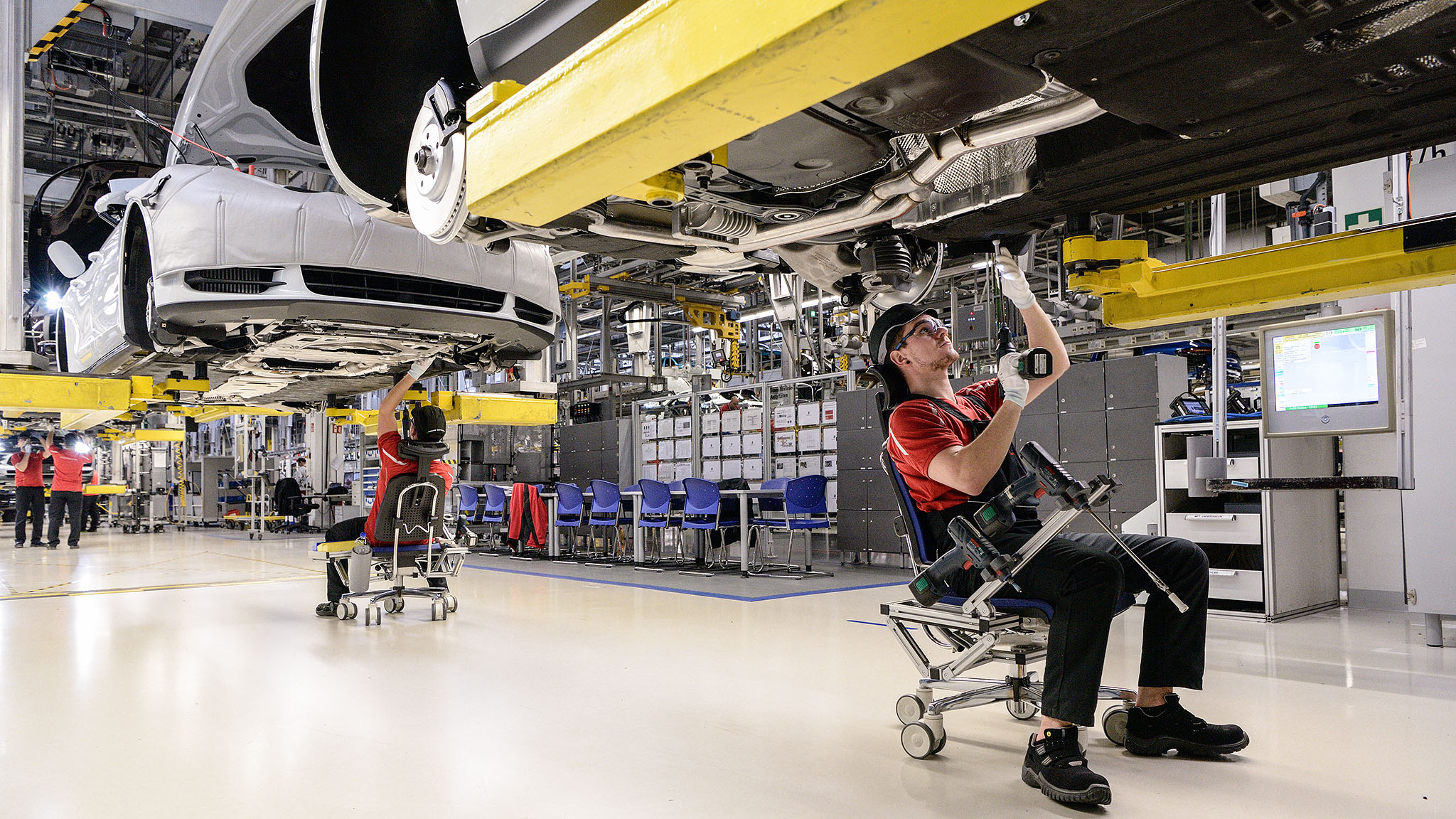 Germany Invests To Prolong Employees Working Lives Financial Times