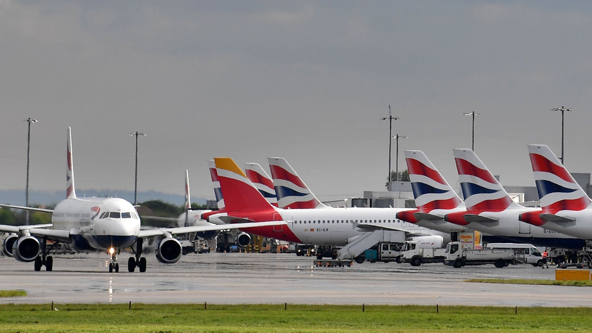 British Airways flights disrupted by 'technical issue'