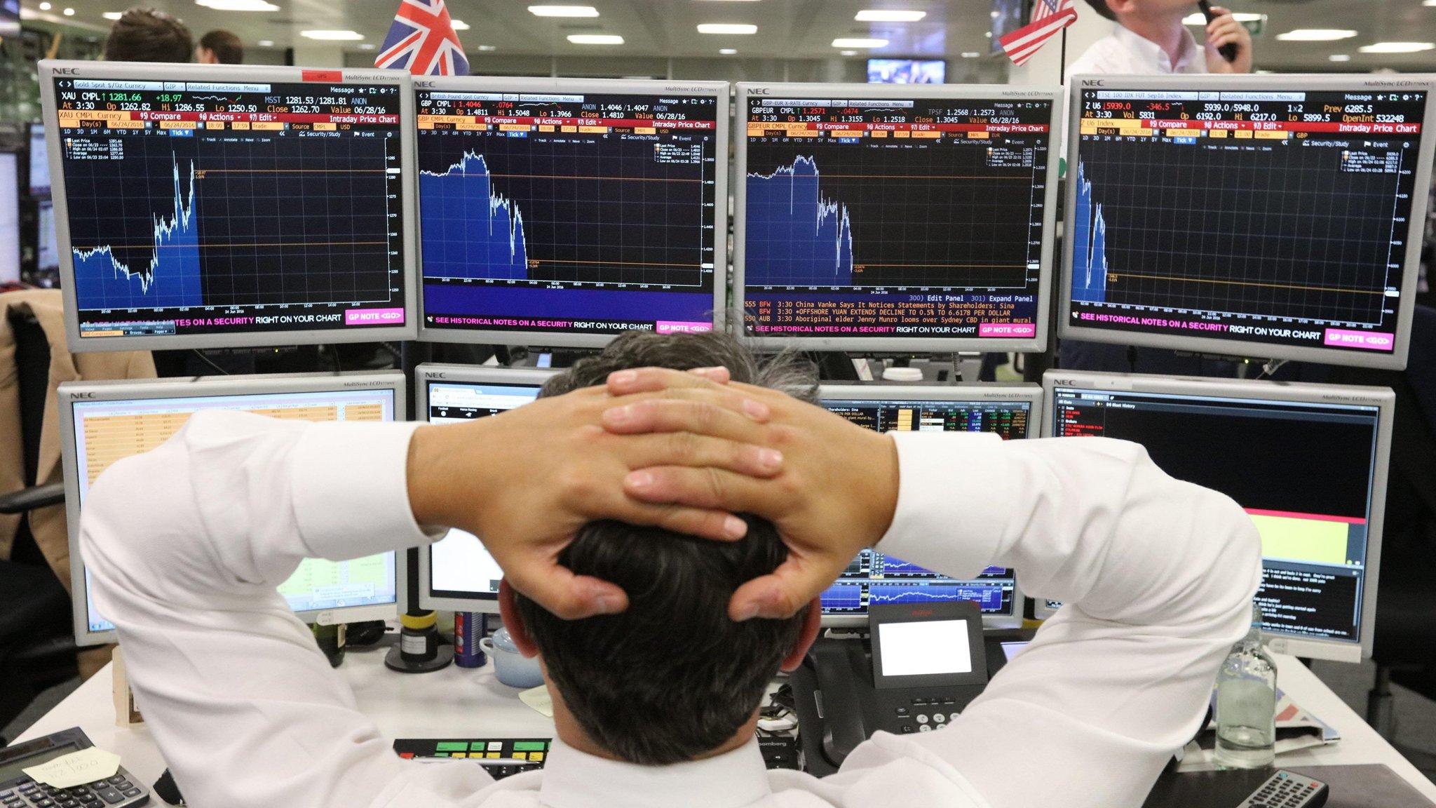 Little-known trading strategy exacerbates market turmoil | Financial