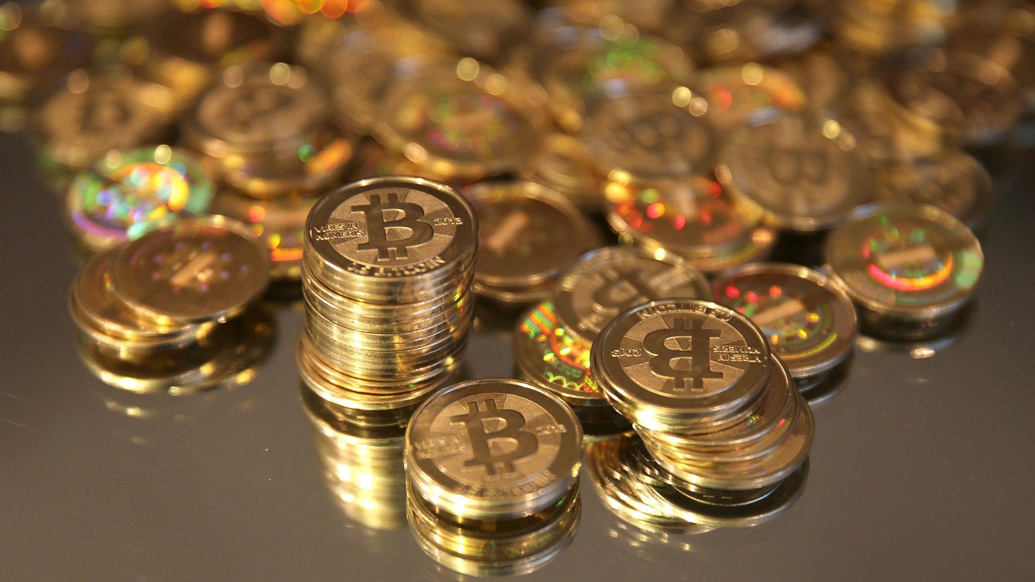 Bitcoin: possible bane of the diamond thief