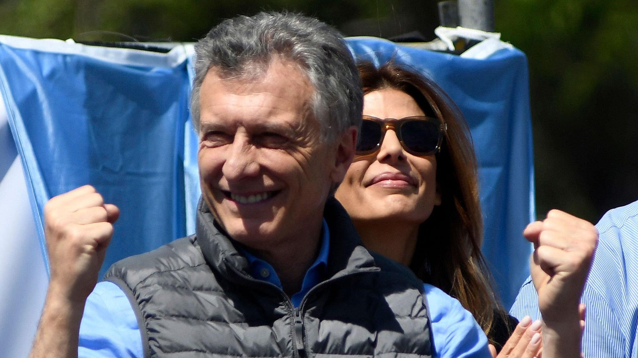 Argentina's economic woes doom Macri's election prospects