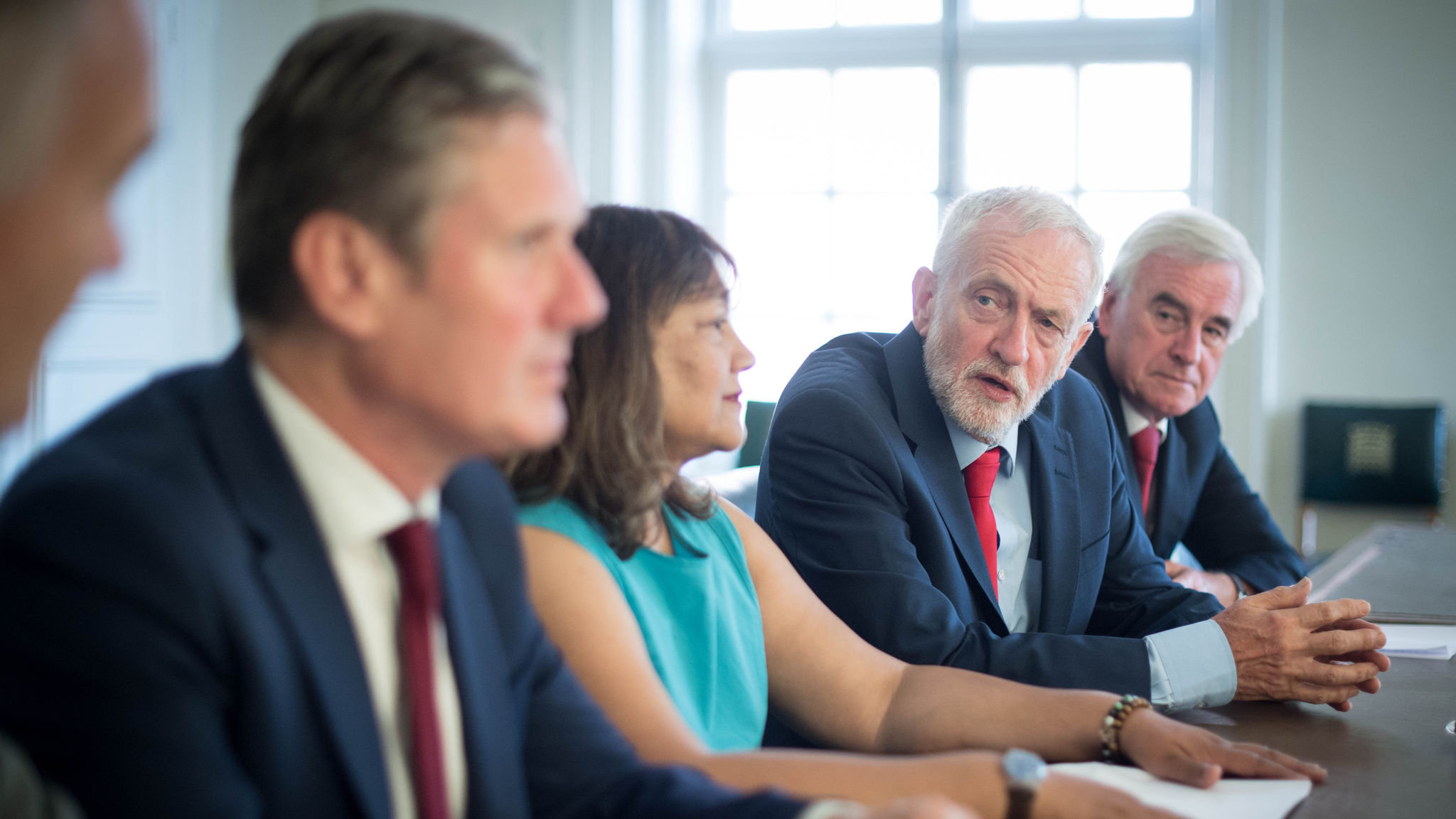 Opposition groups agree legal strategy to block no-deal Brexit