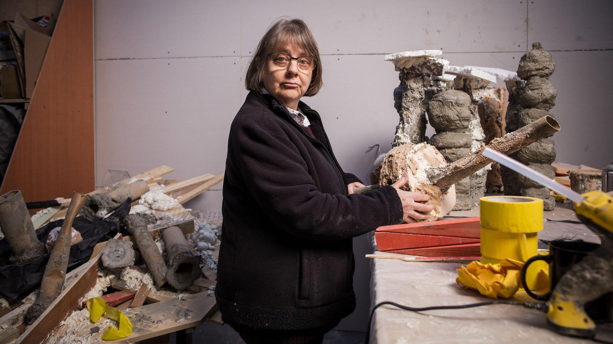 Phyllida Barlow On Art Politics And The Venice Biennale