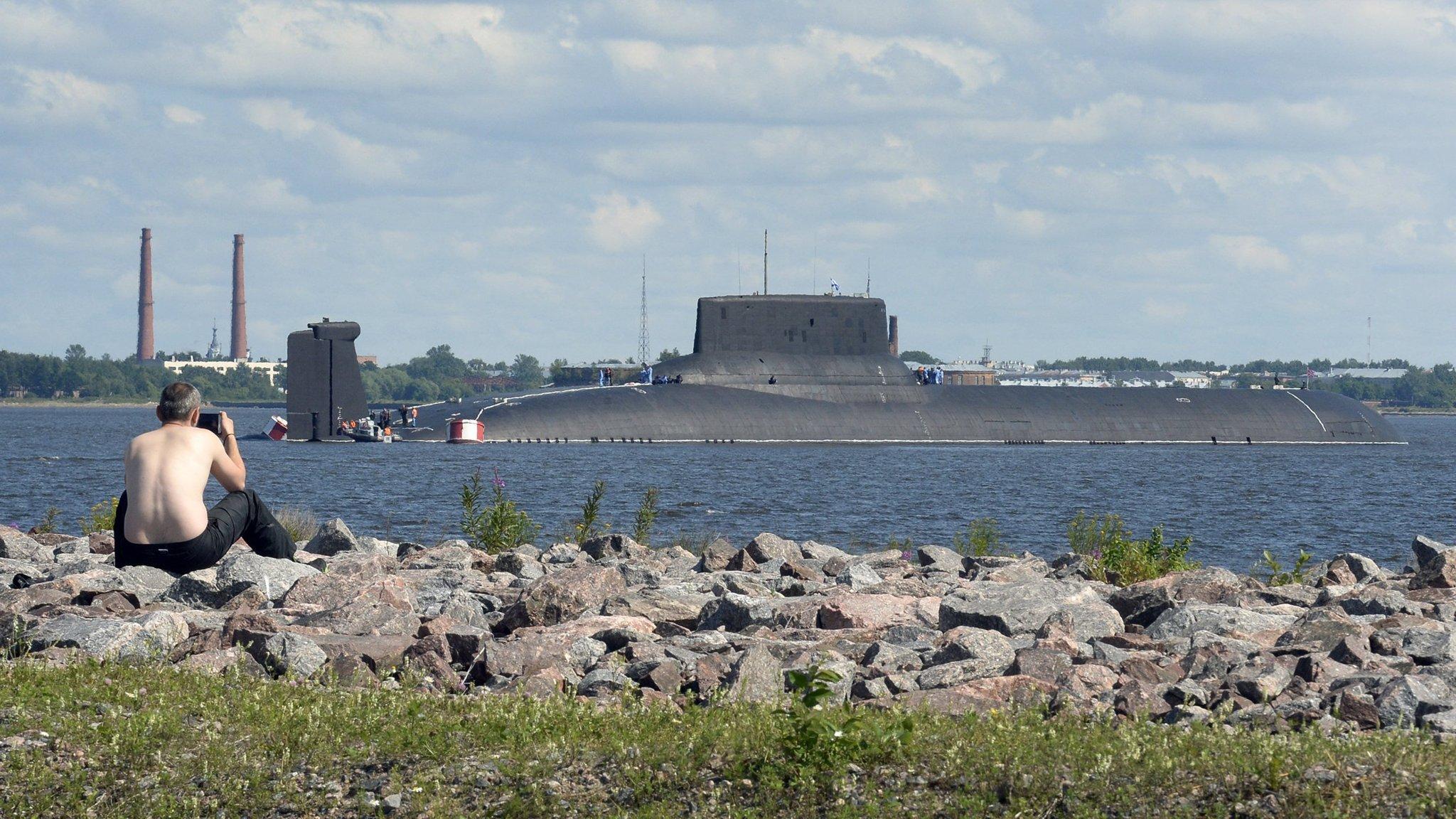 Nato warns on Russian submarine activity