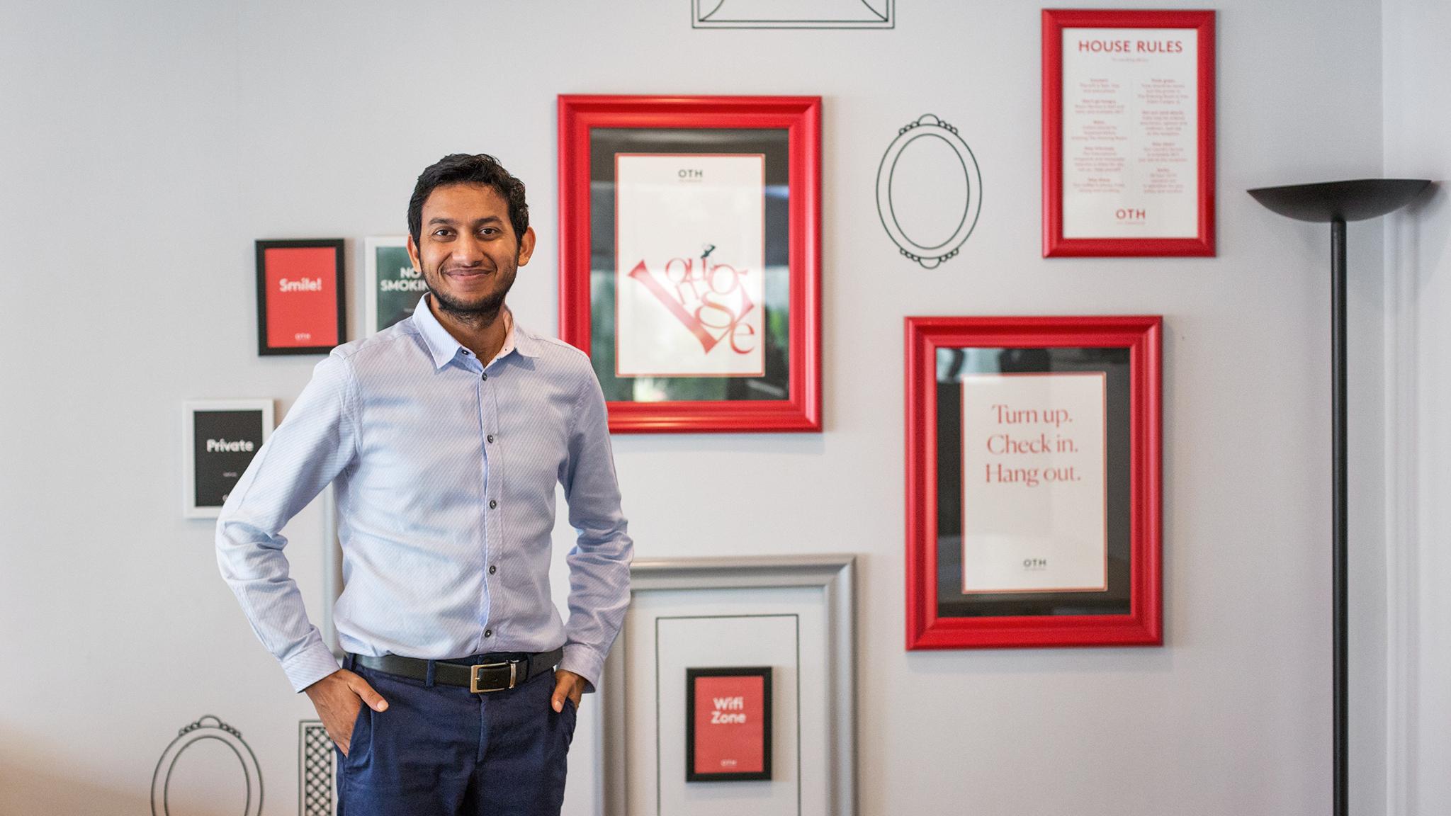 Oyo Rooms' Ritesh Agarwal: unorthodox leadership pays