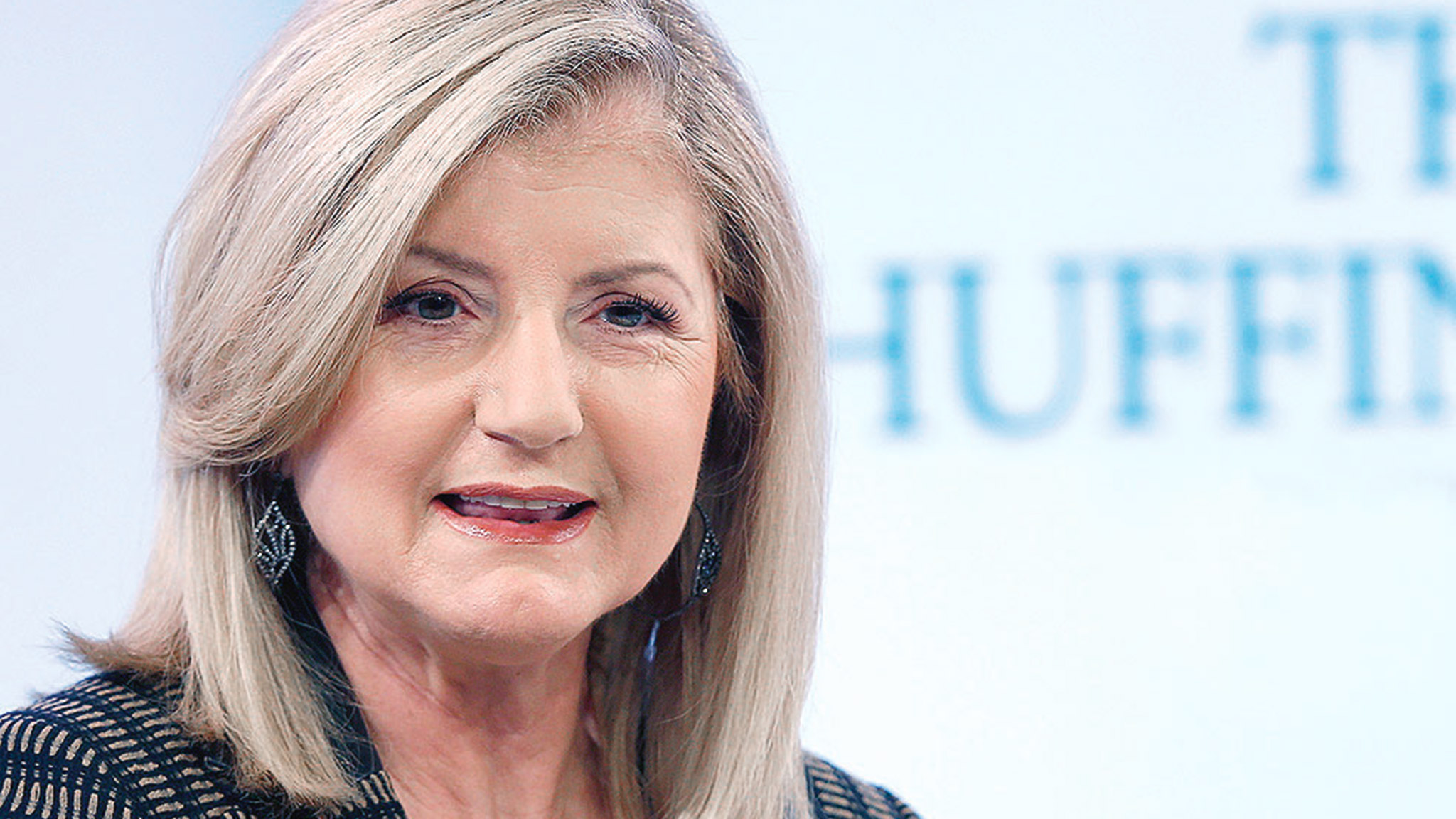 Arianna Huffington joins peer-to-peer company Payoff