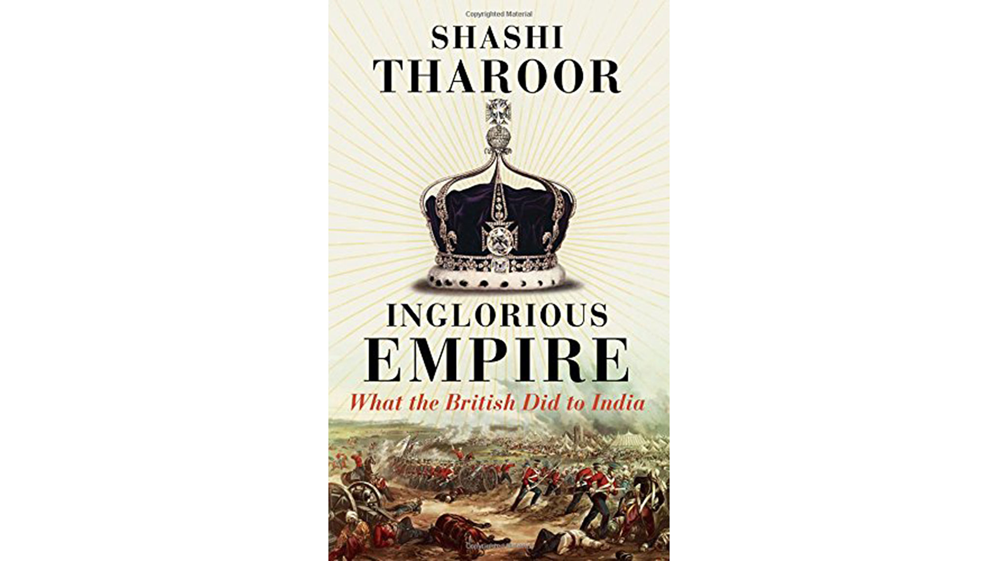 Inglorious empire by shashi tharoor the rapacious raj fandeluxe Images