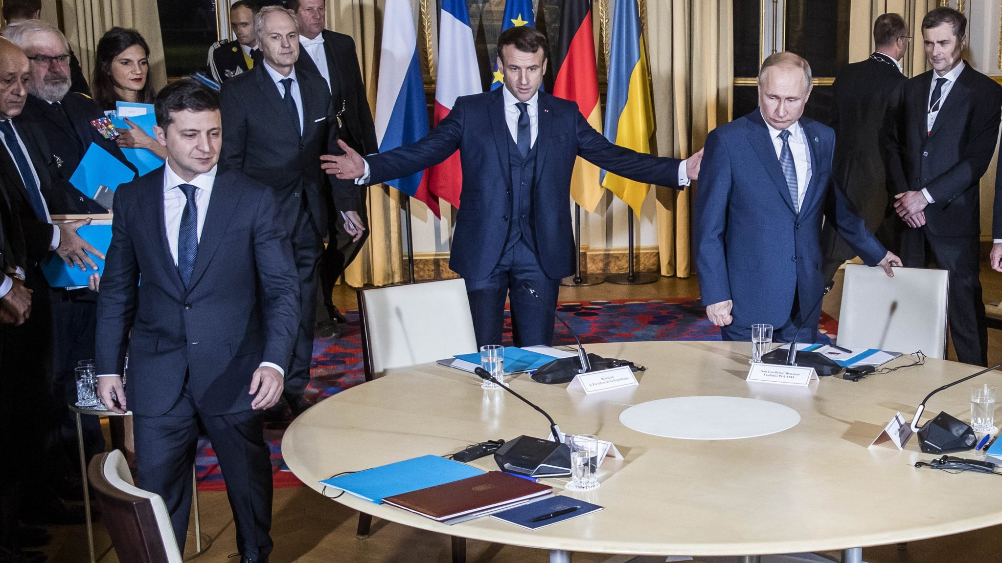 Russia And Ukraine Agree New Ceasefire Financial Times