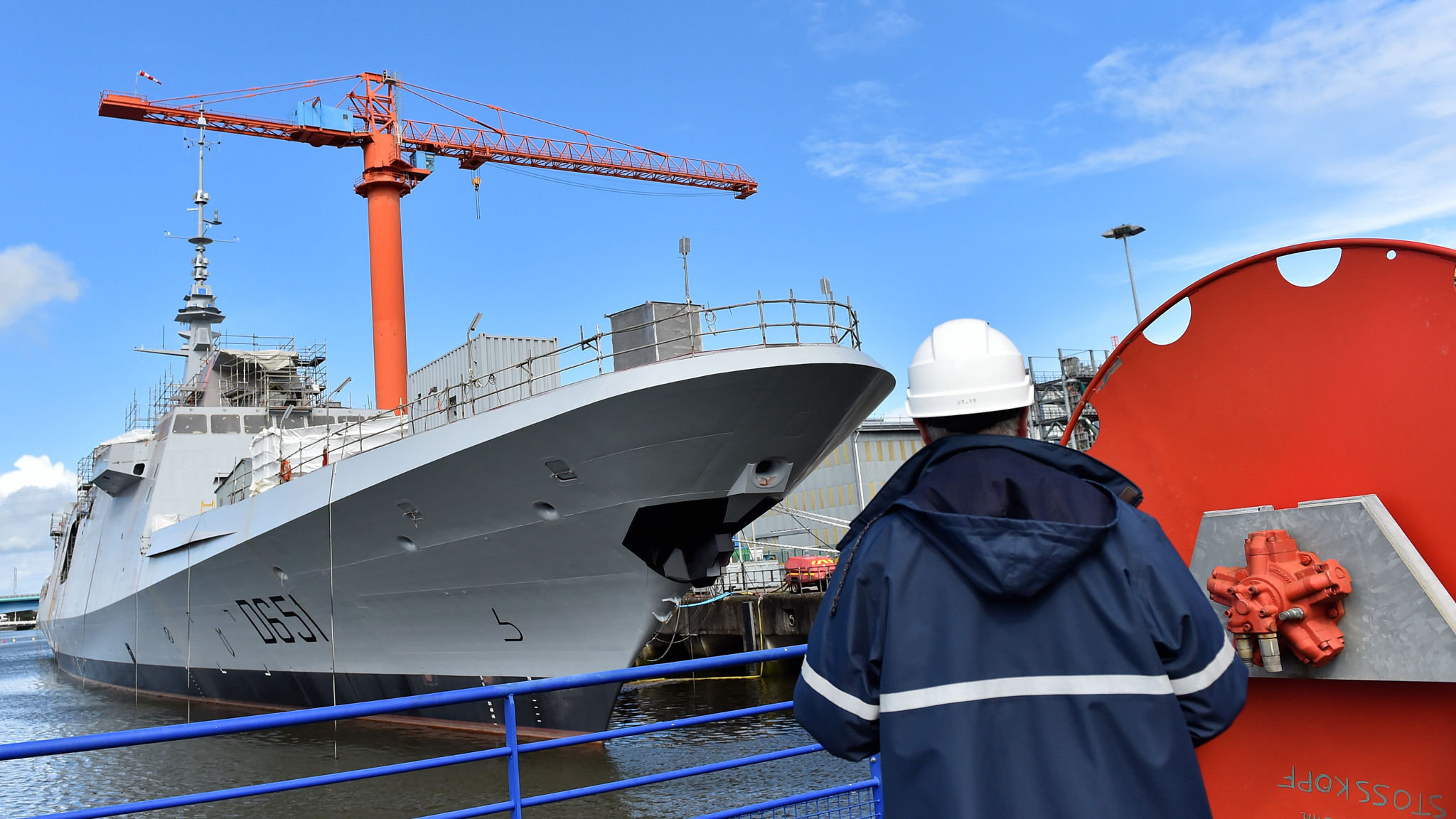 France and Italy edge closer to shipbuilding alliance