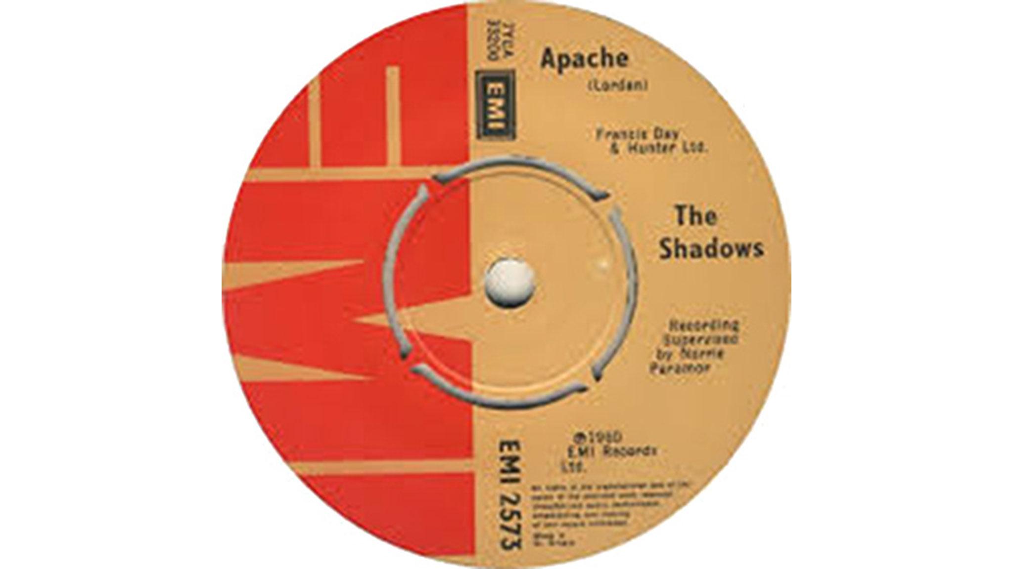 Tommy seebach band apache