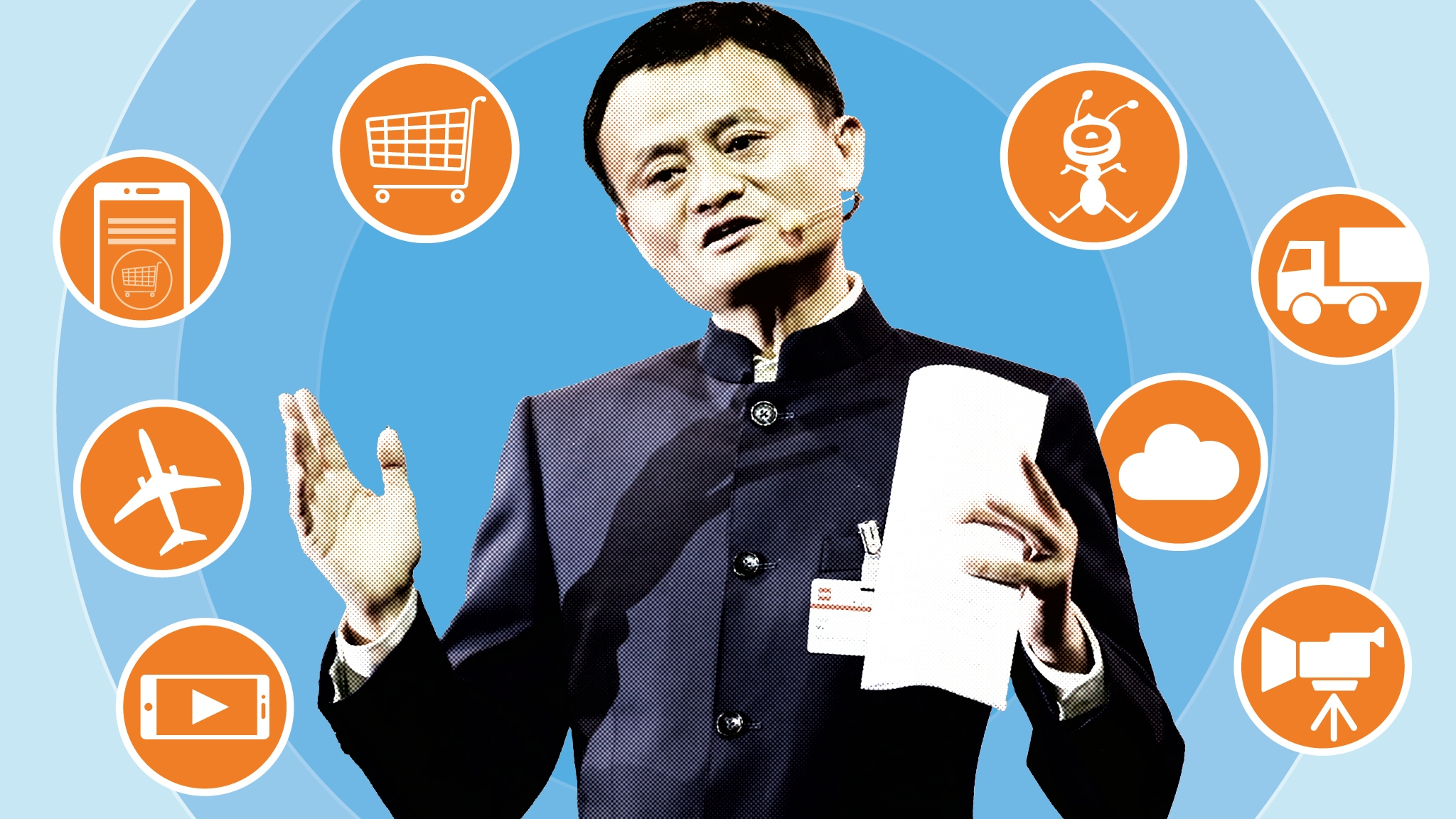 Alibaba Bets On Do It Yourself Globalisation Financial Times