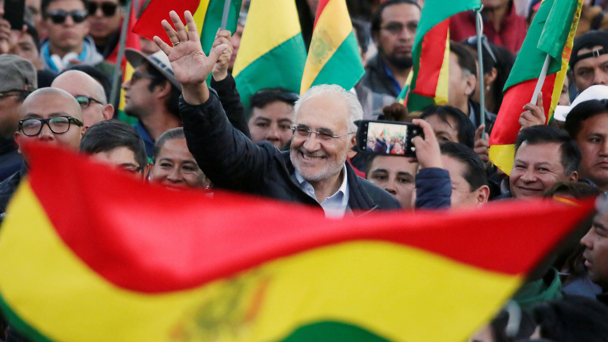 Presidential Challenger Carlos Mesa Seeks Bolivia S Day Of Destiny Financial Times
